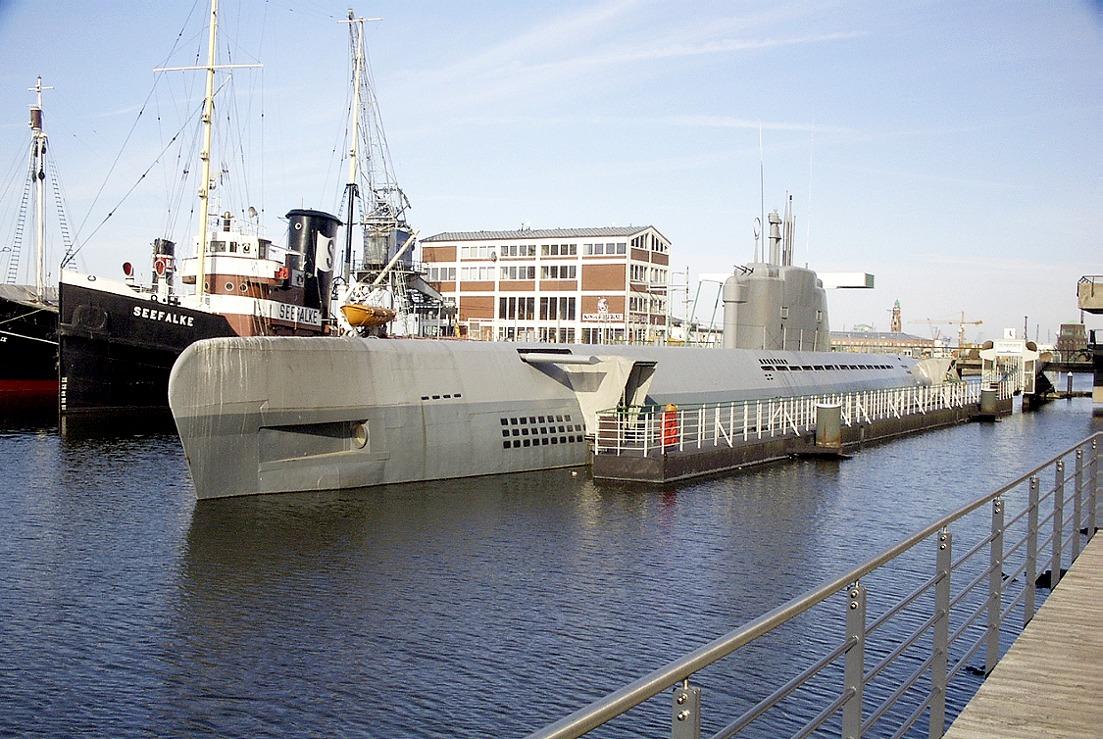 Type+Xxi+U-Boat... U Boat