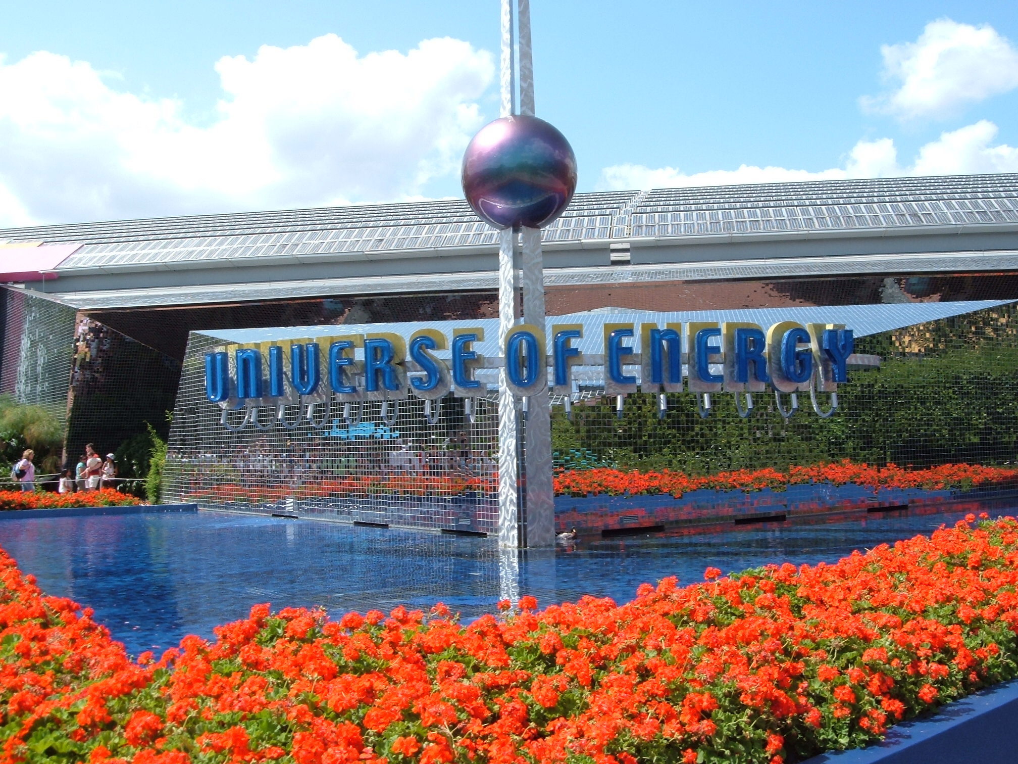 disney world epcot universe of energy nap