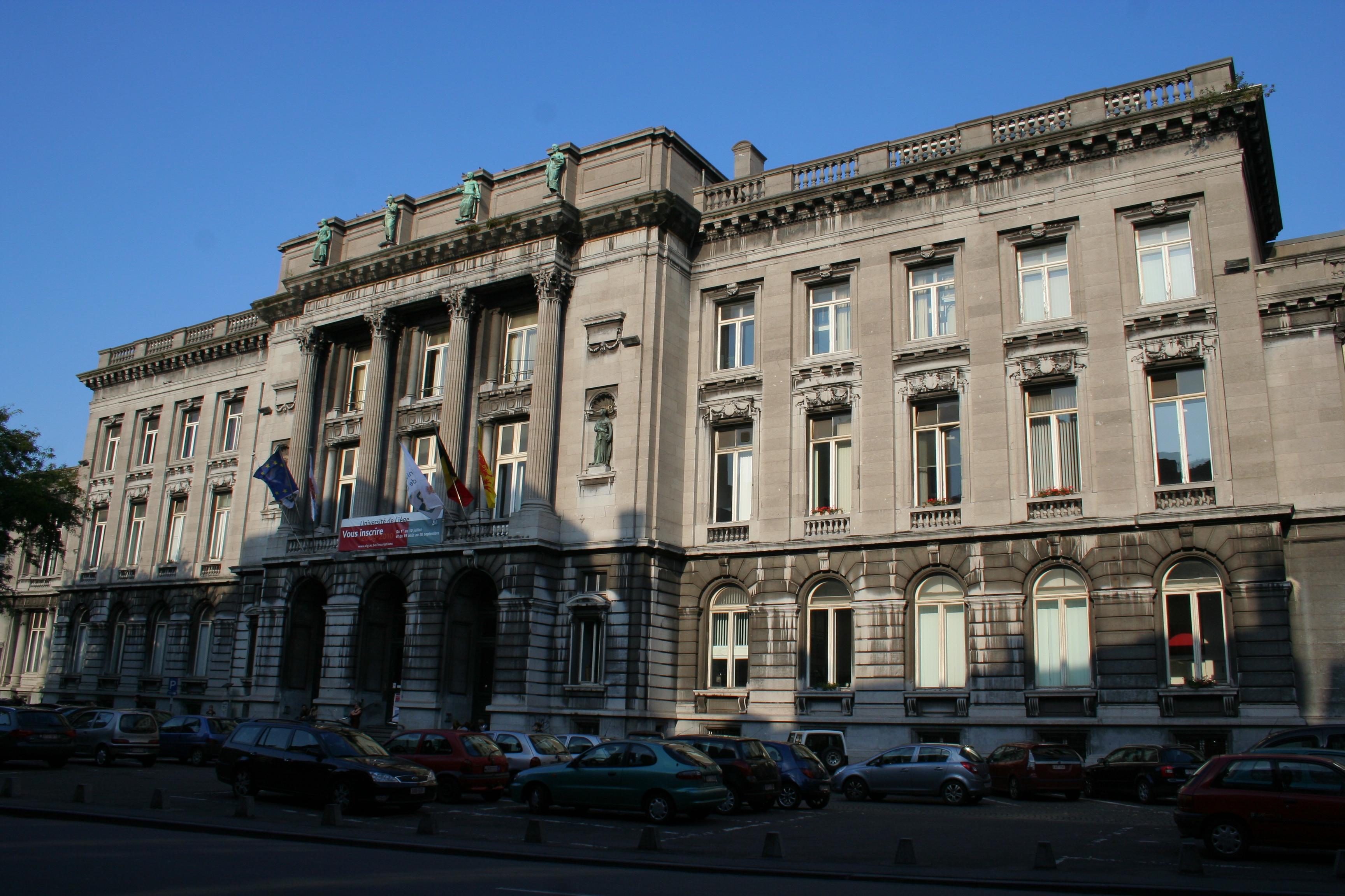 image of University of Liège