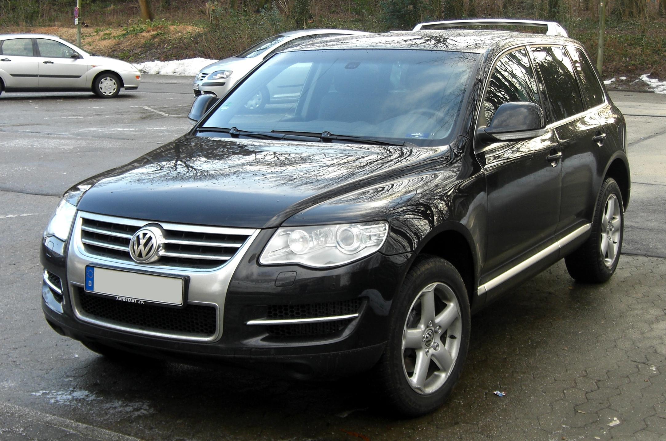 File:VW Touareg front.JPG - Wikimedia Commons