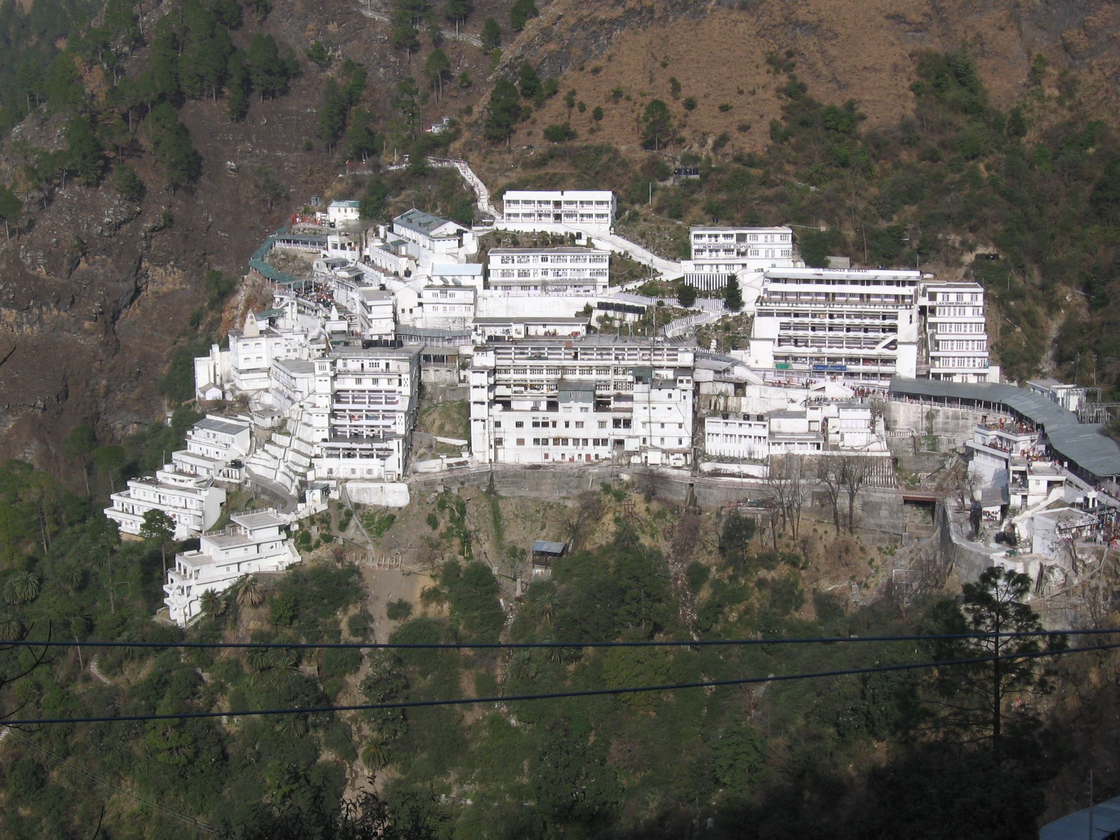 Mata Vaishno Devi Temple, Katra