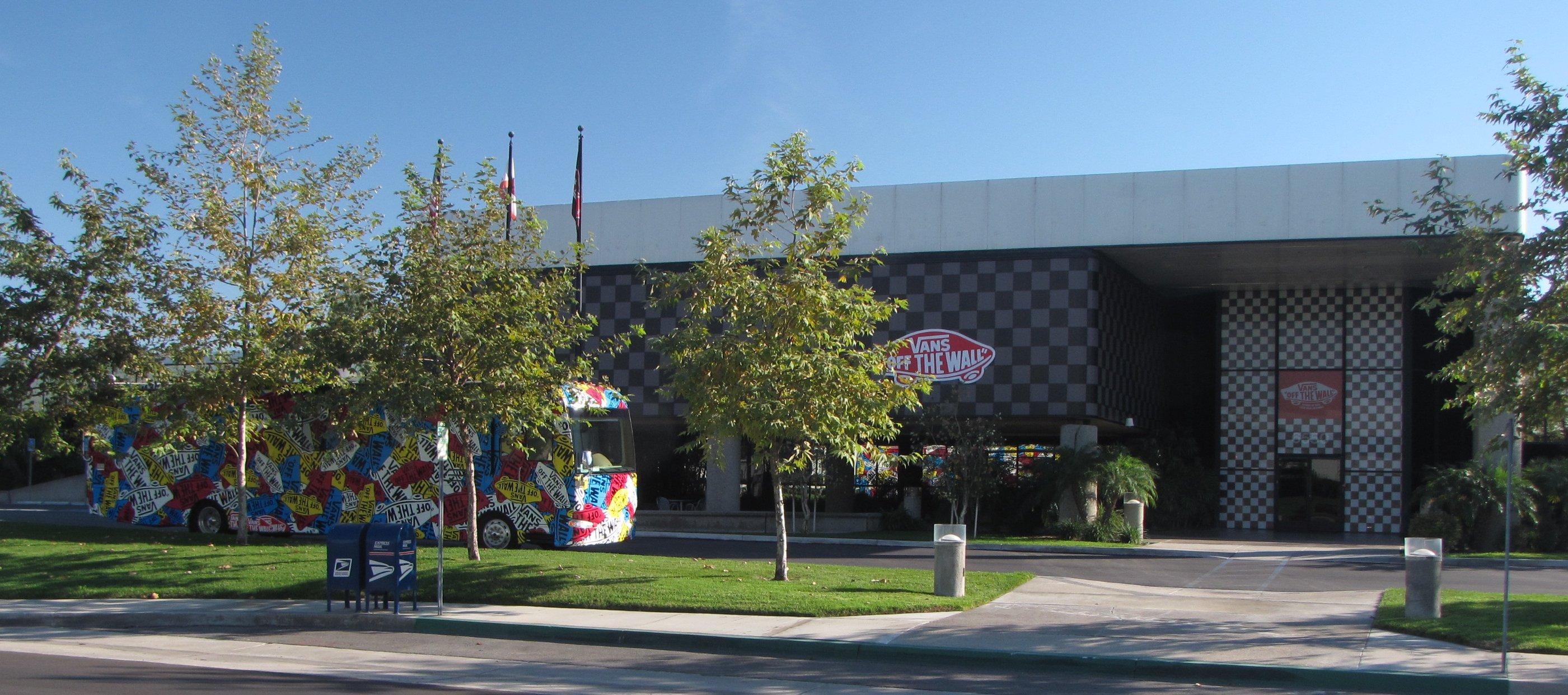 vans corporate headquarters