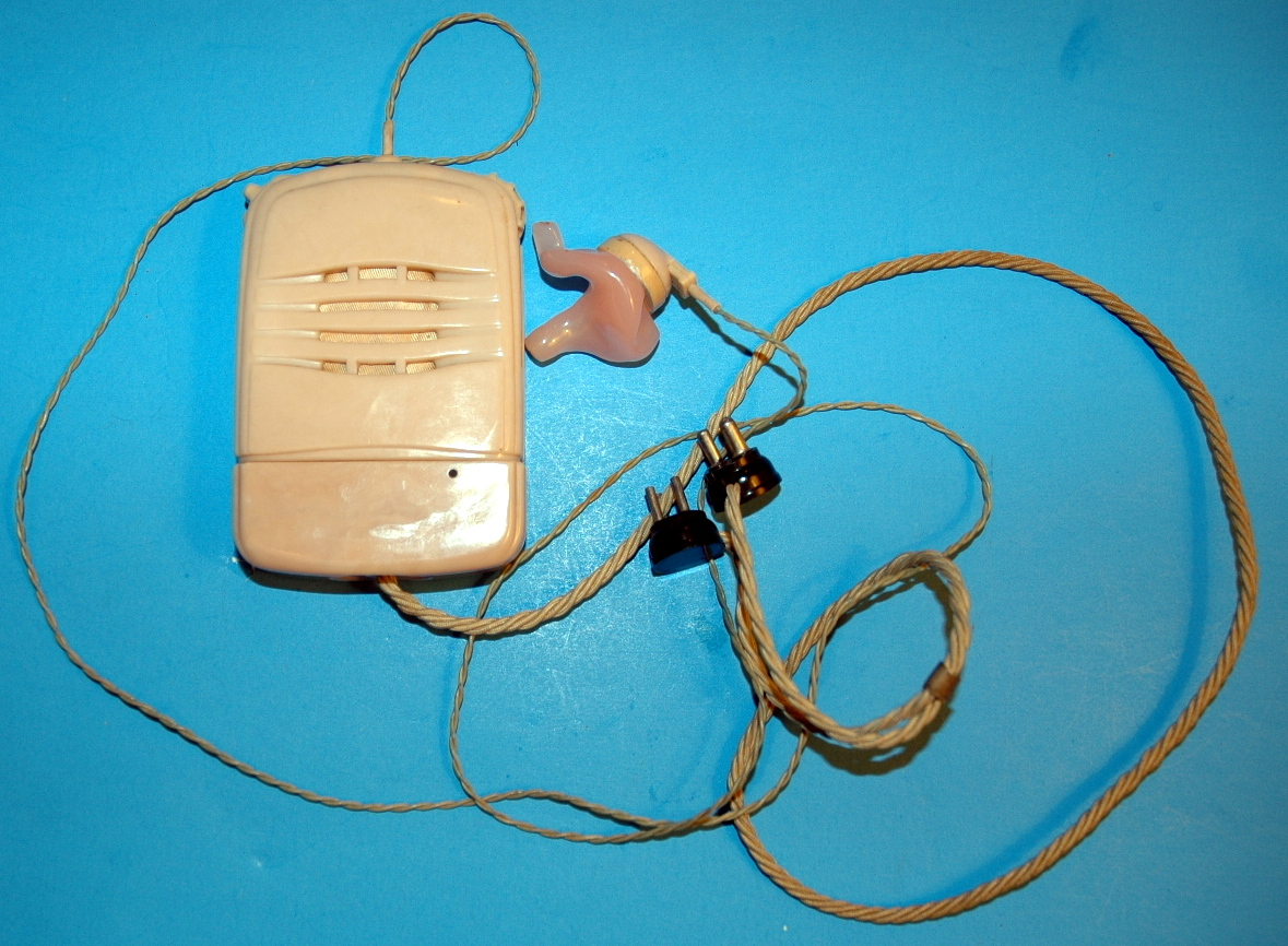 Old Fashioned Hearing Devices
