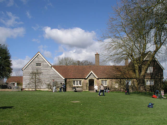 Visitor Centre at Standen - geograph.org.uk - 732956