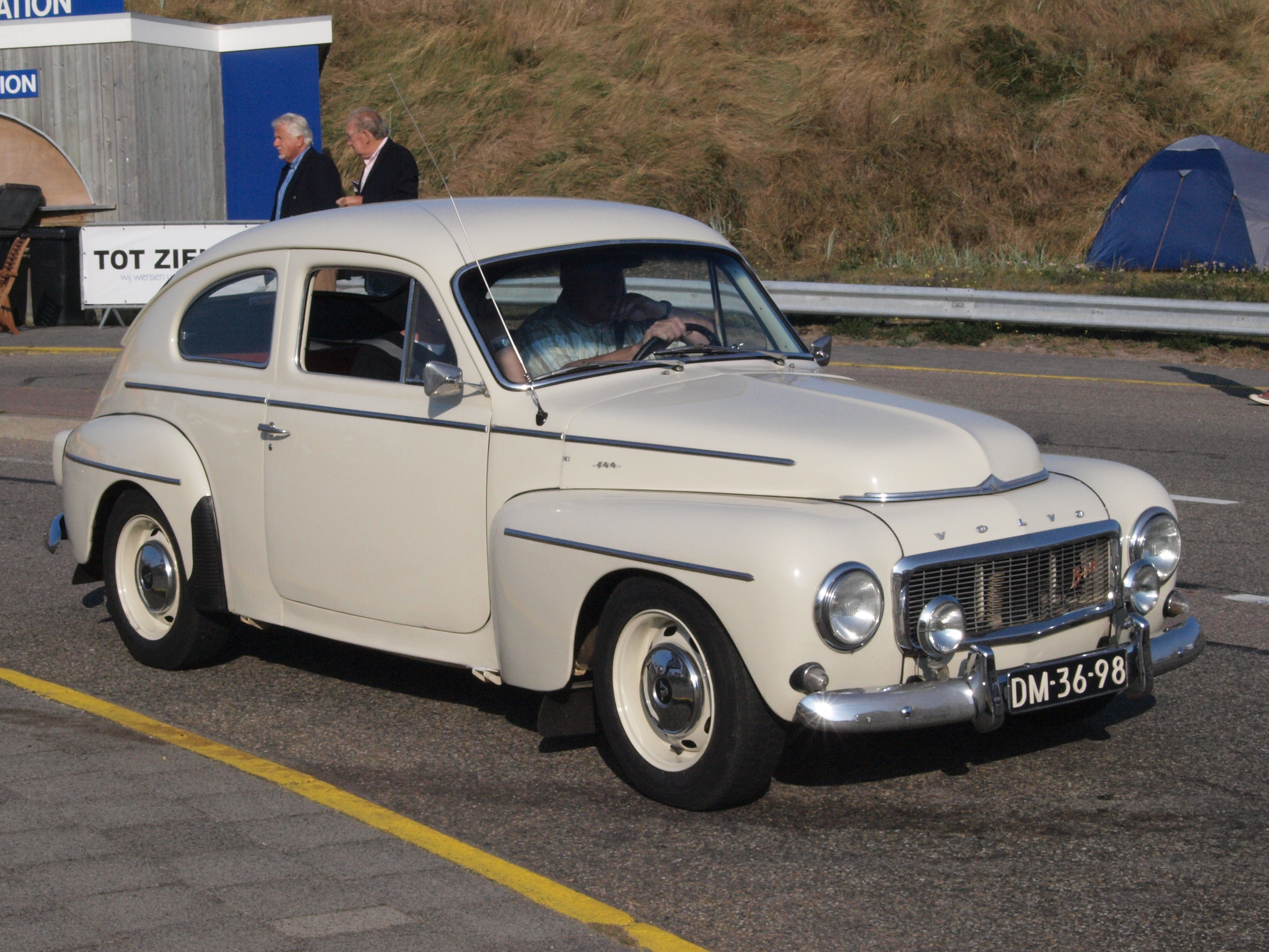 File Volvo Pv 544 Dutch Licence Registration Dm 36 98 Pic4 Jpg