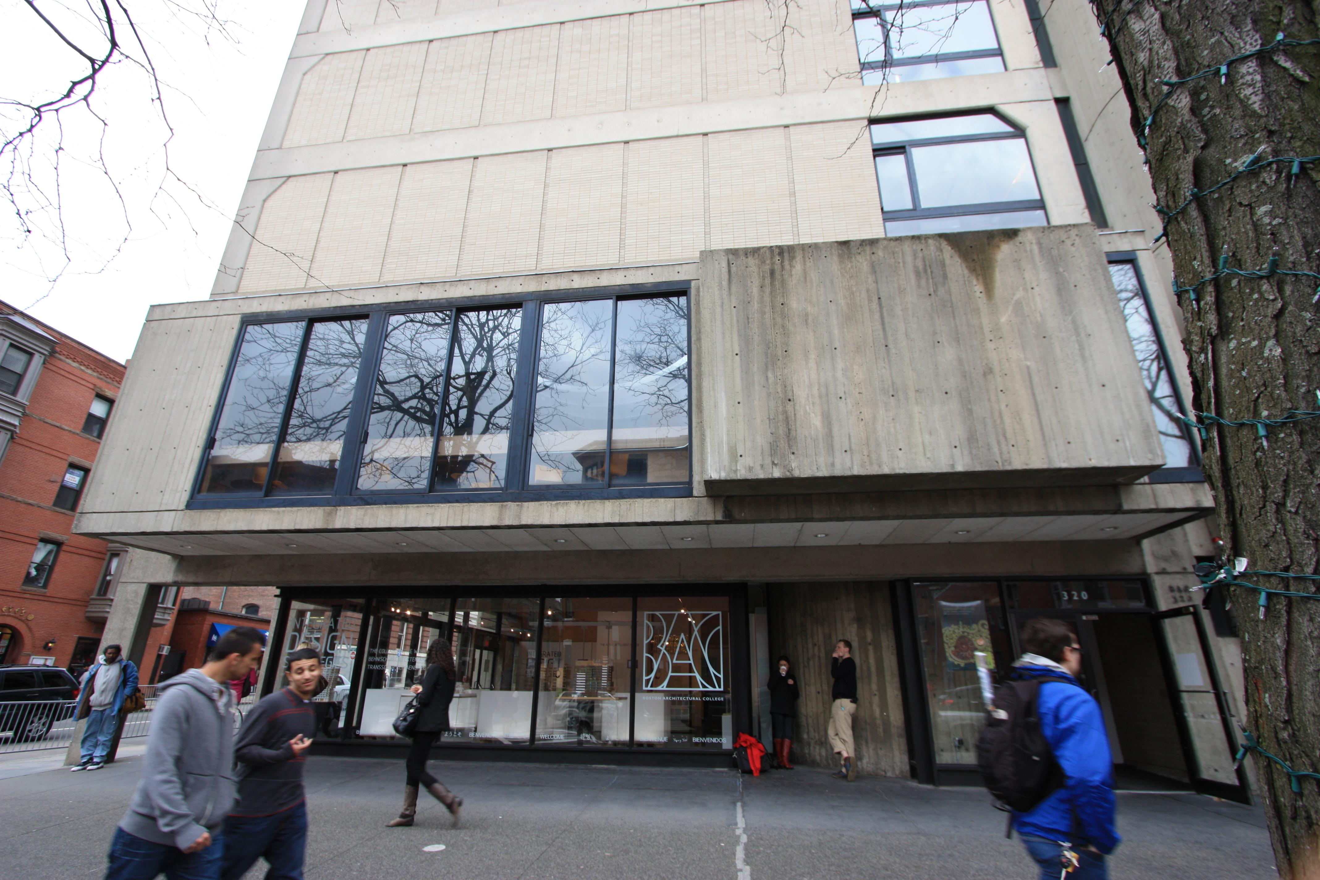 Delightful File:WTB Boston Architectural College 1 Good Looking