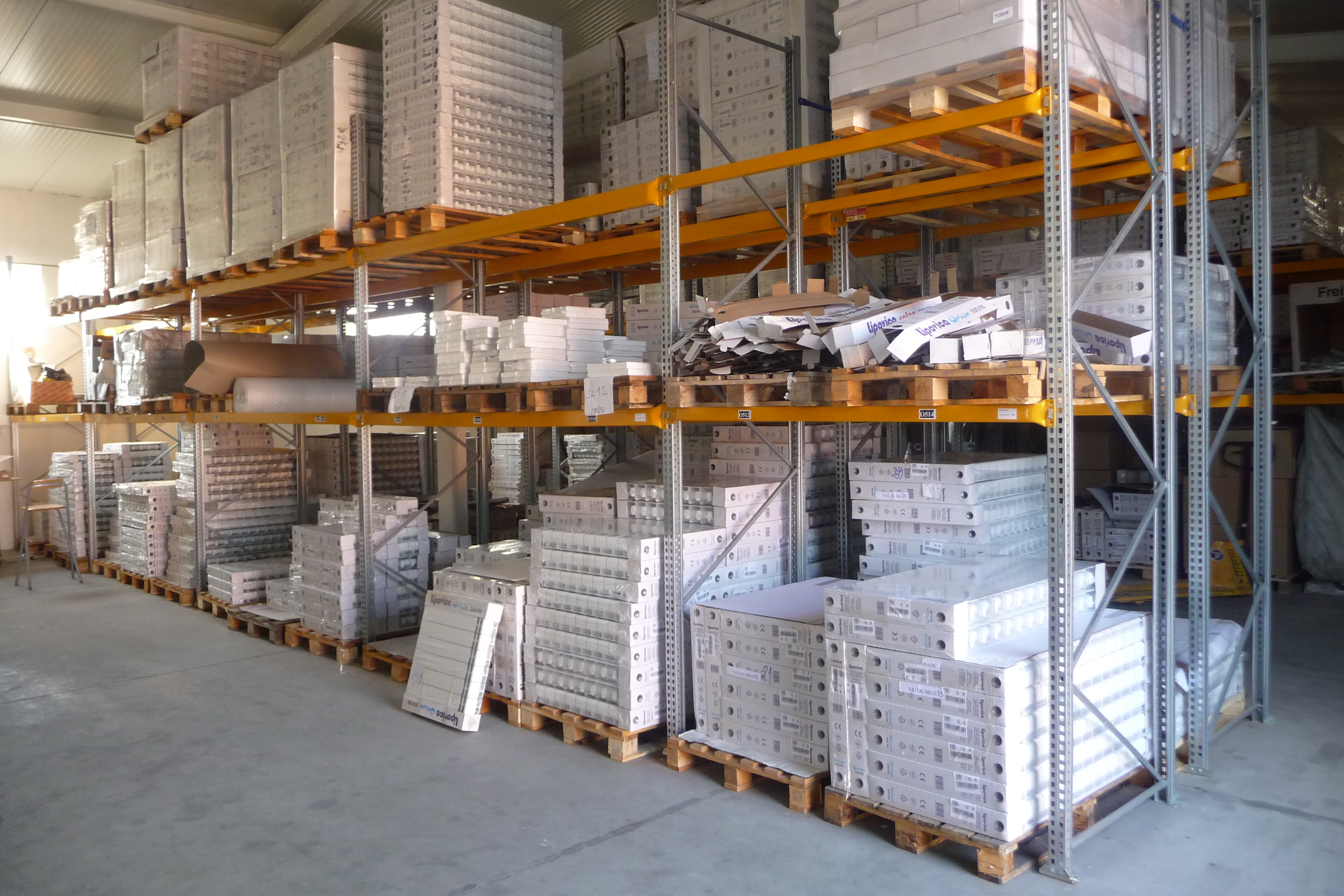 how to get a warehouse line of credit