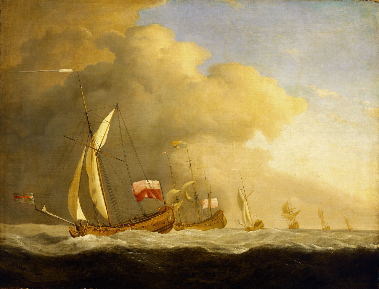 file willem van de velde the younger english royal yachts at sea file willem van de velde the younger english royal yachts at sea in