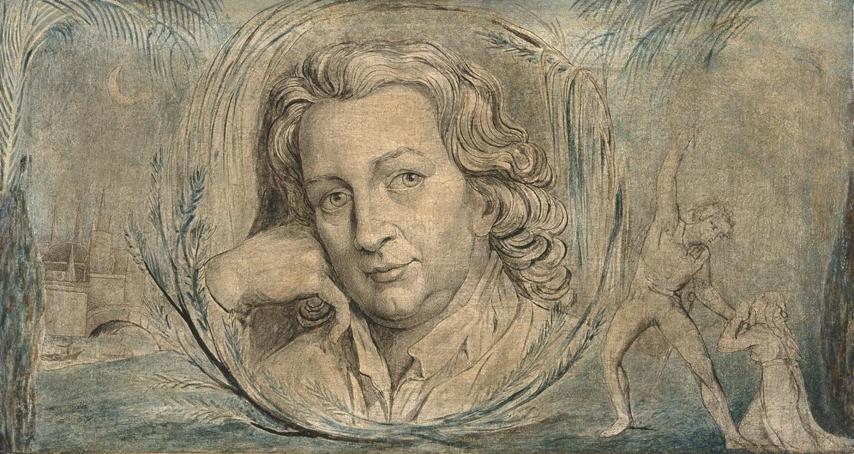 Portrait by [[William Blake