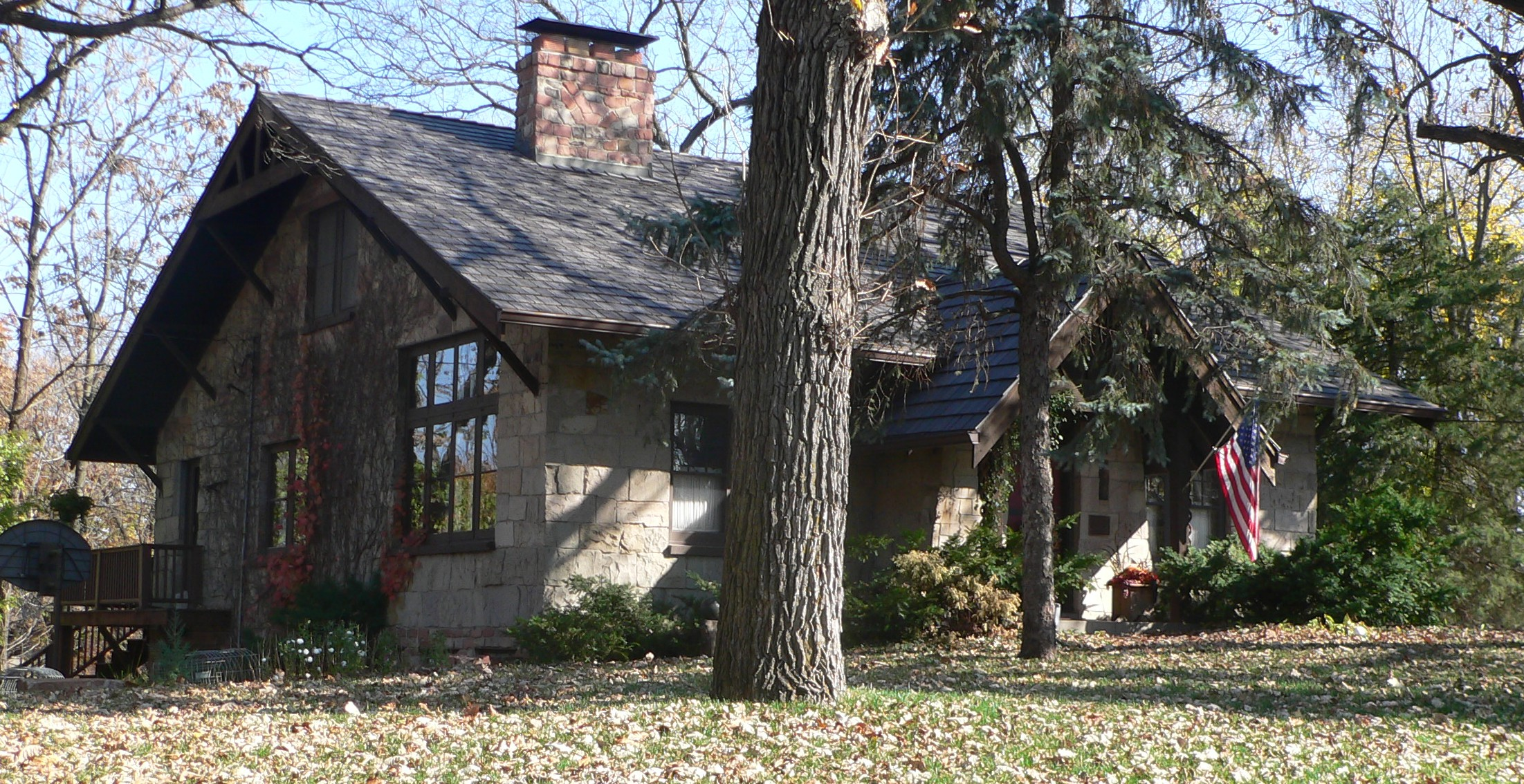 Datei:William E Gordon house (Bellevue, NE) from NE 1.jpg – Wikipedia