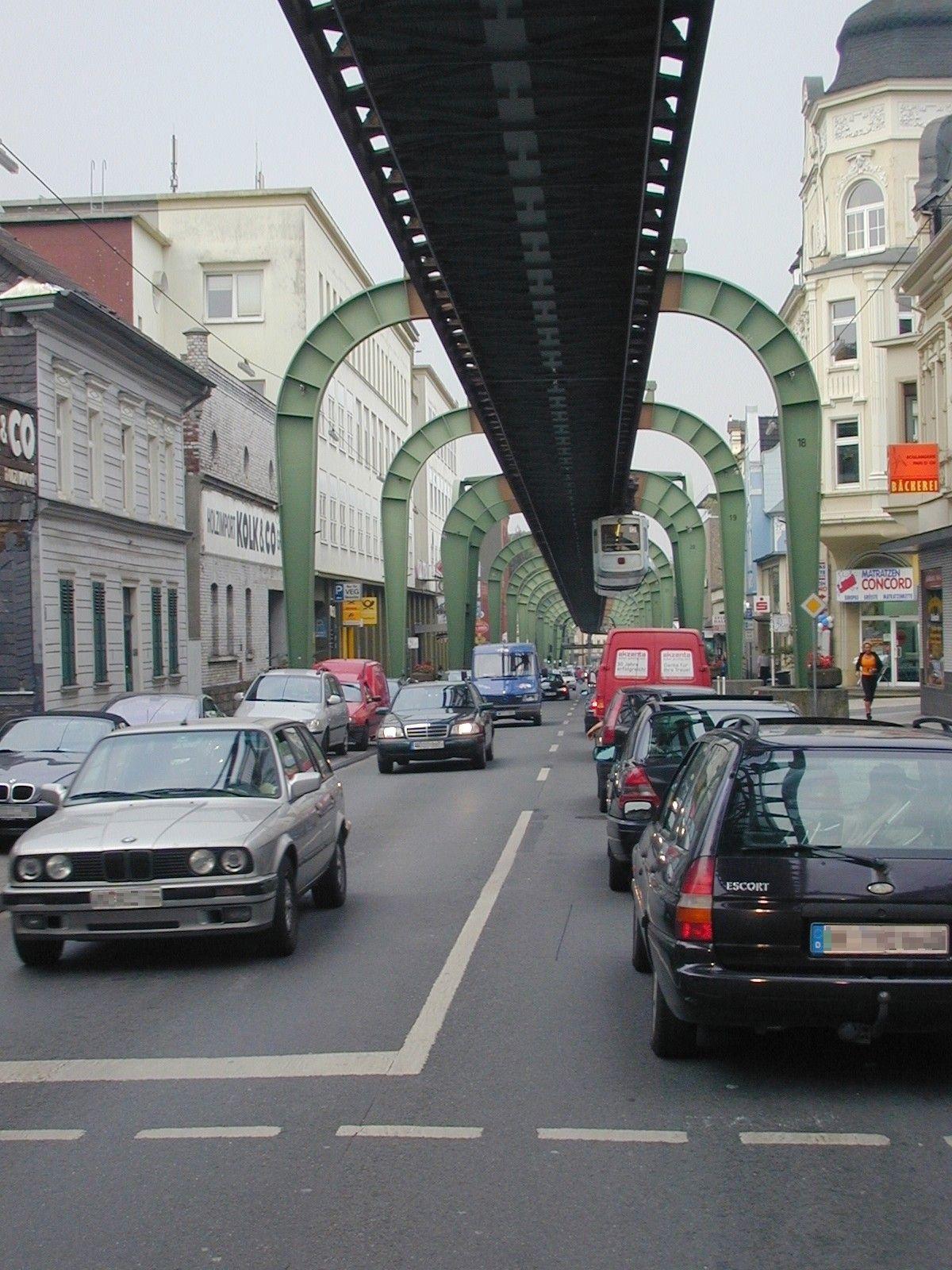 Mit Ihrem Escortservice die Schönheit von Wuppertal genießen