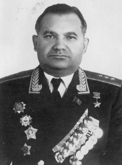 Yakov Kreizer, field commander of the Red Army.