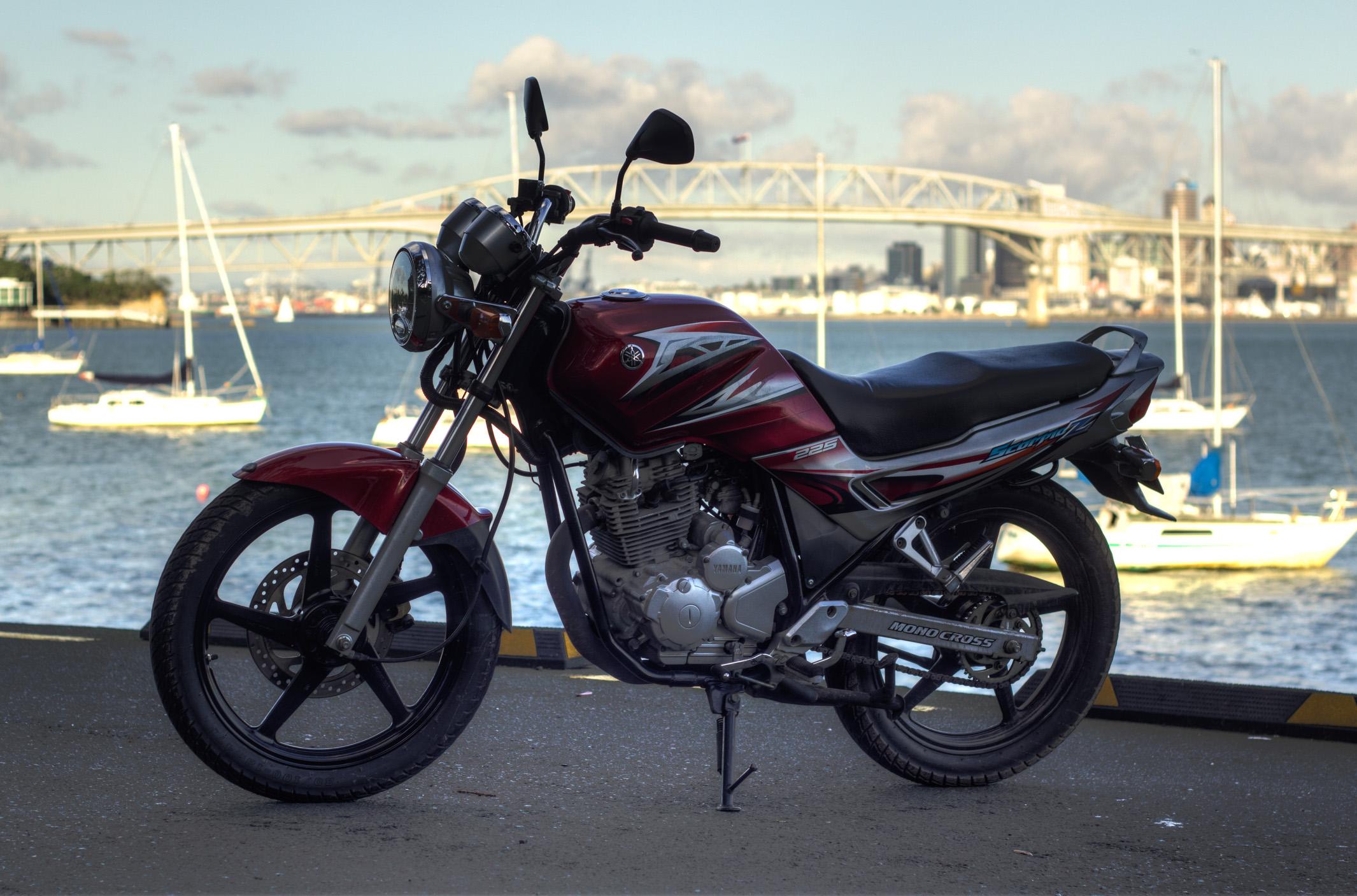 Yamaha Scorpio Z - Wikipedia