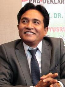 Yusril Ihza Mahendra Indonesian politician