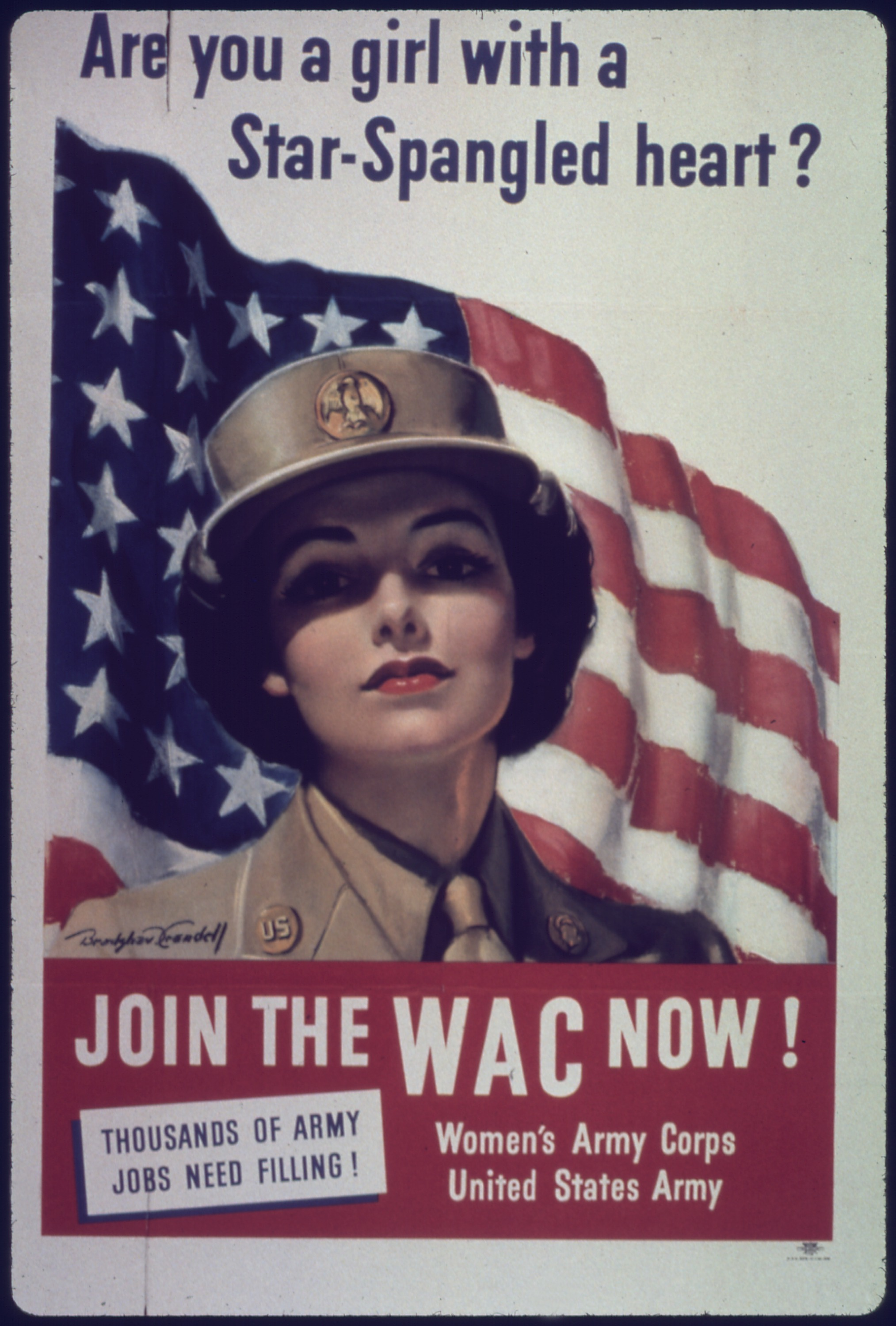 World War II Poster, 1940