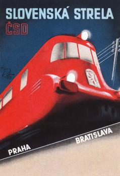 Czechoslovak State Railways state railway in the former Czechoslovakia