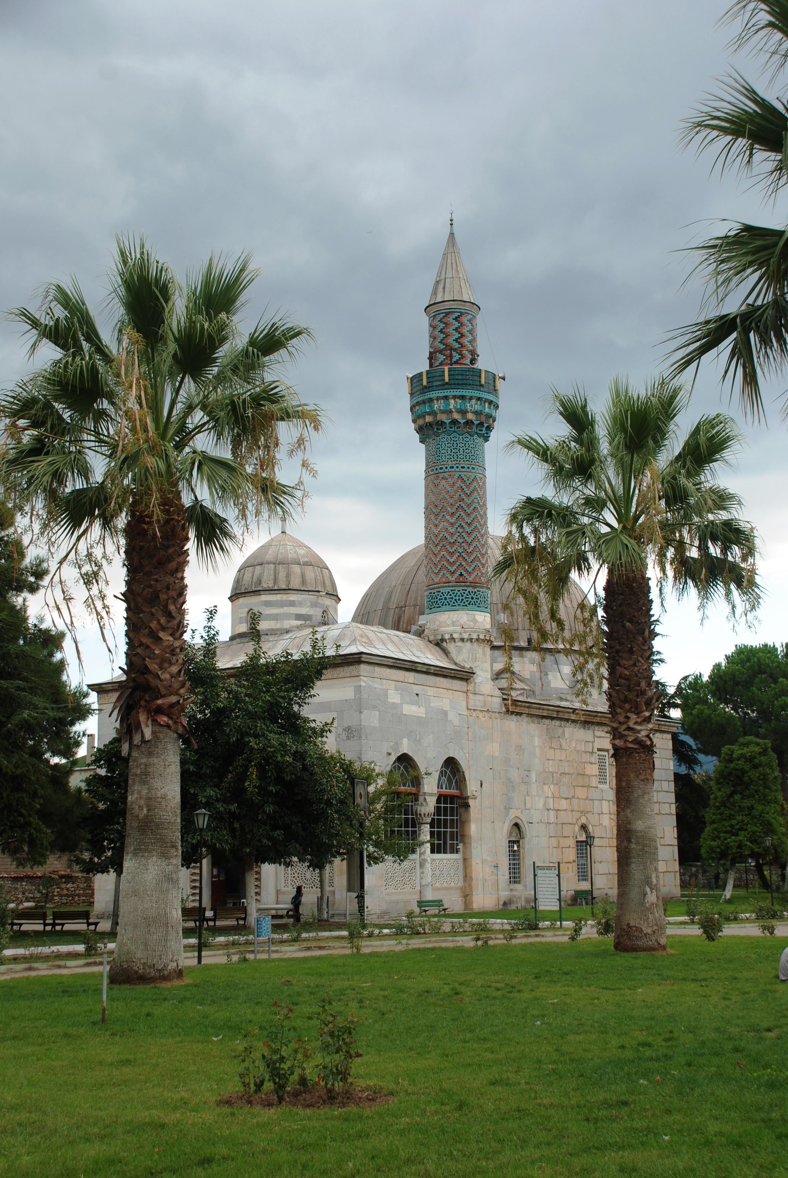File:İznik Yeşil Cami.JPG - Wikimedia Commons