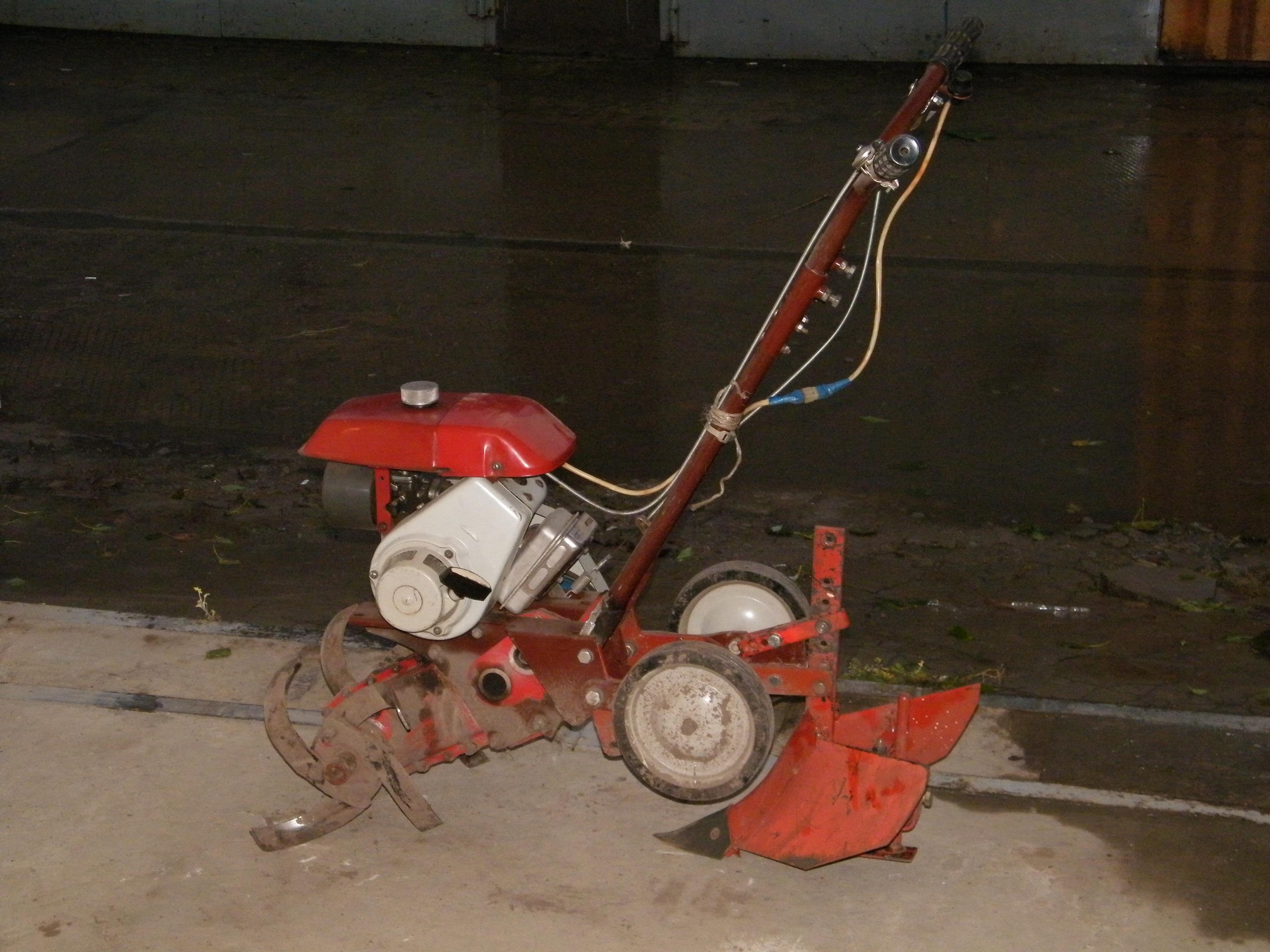 Навесное оборудование для мотокультиваторов Крот, Мастер ...