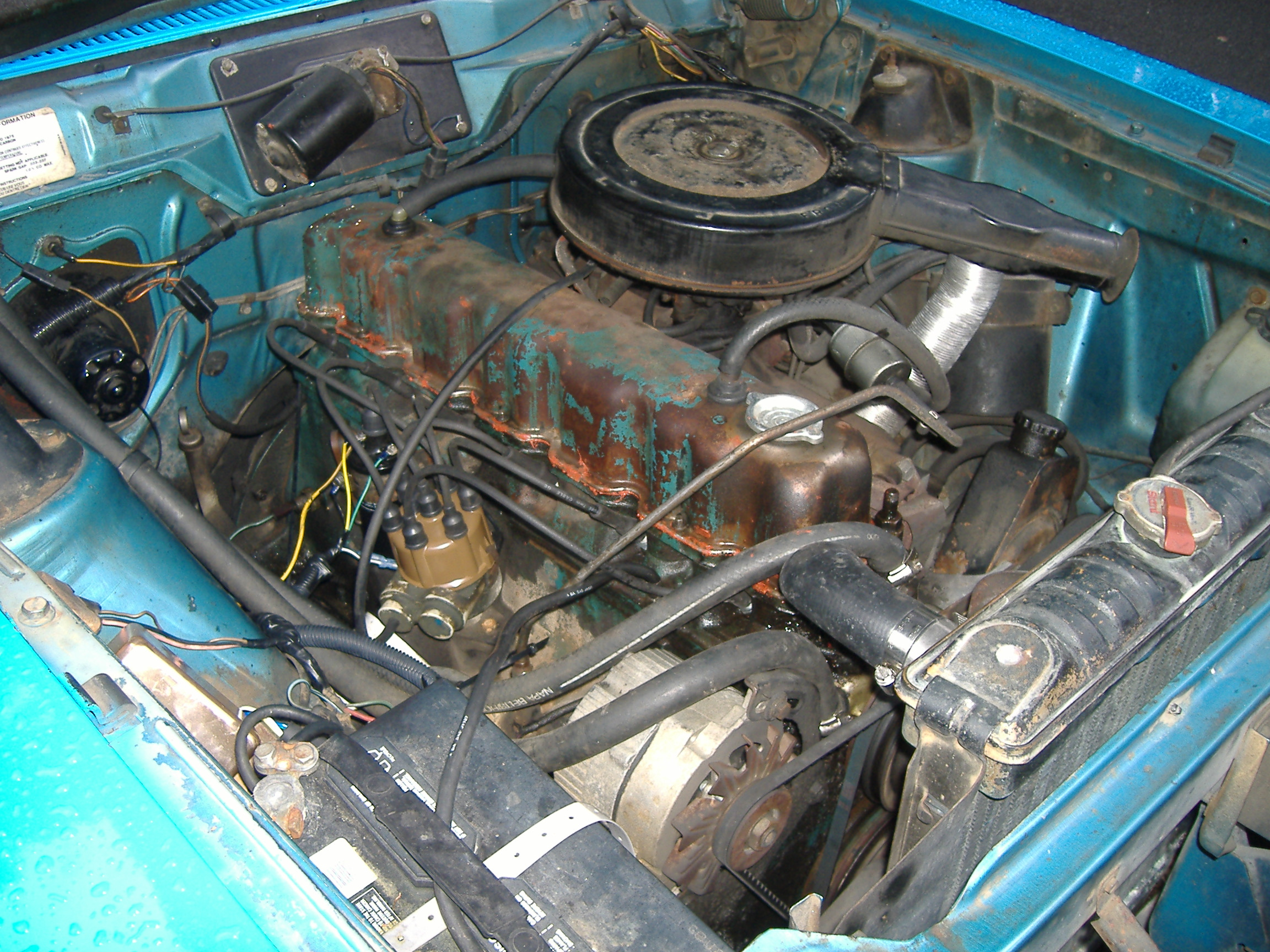 file 1975 amc hornet 232 i6 engine jpg wikimedia commons rh commons wikimedia org HVAC Wiring Diagrams Automotive Wiring Diagrams