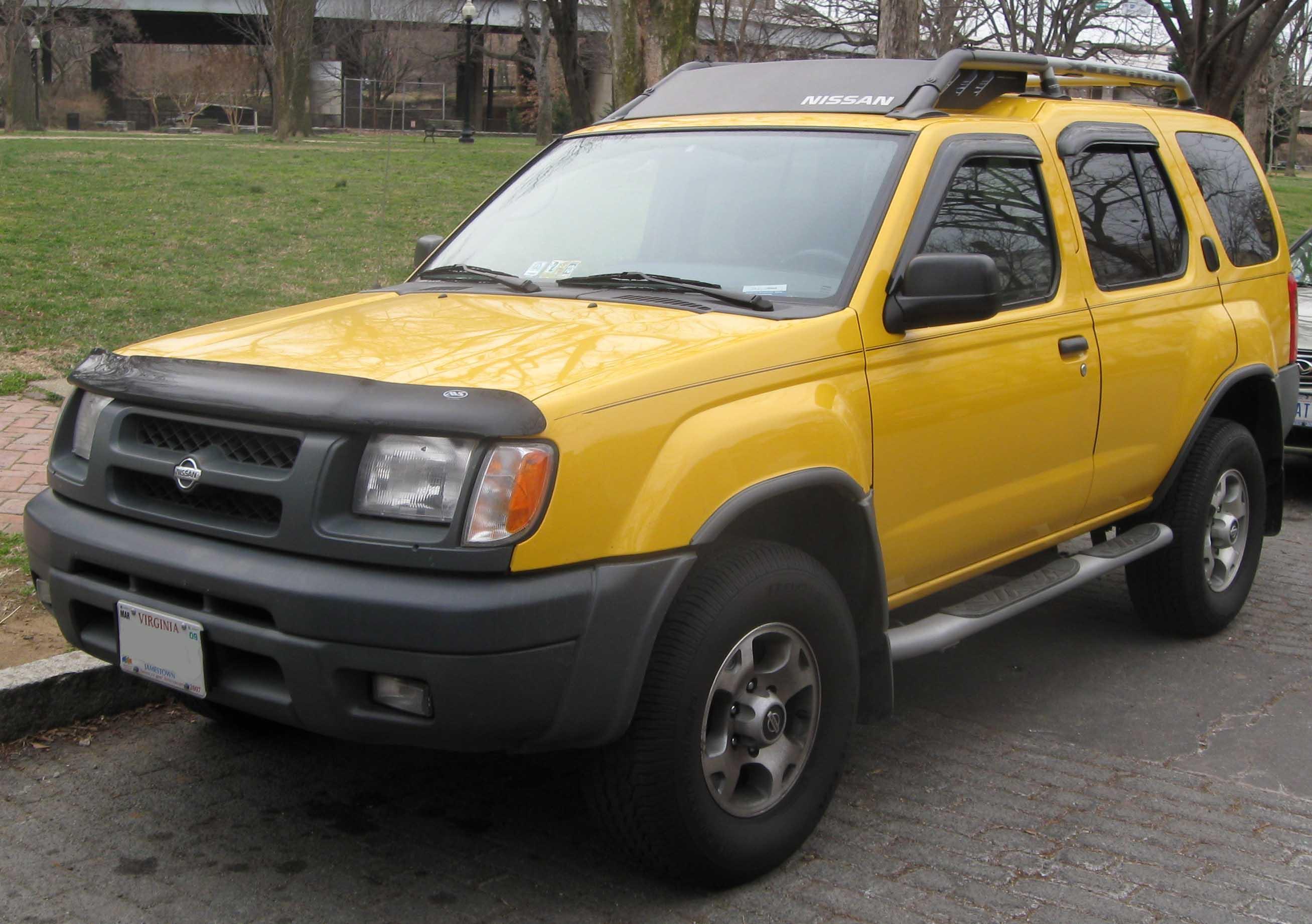 File 2000-2001 Nissan Xterra Jpg