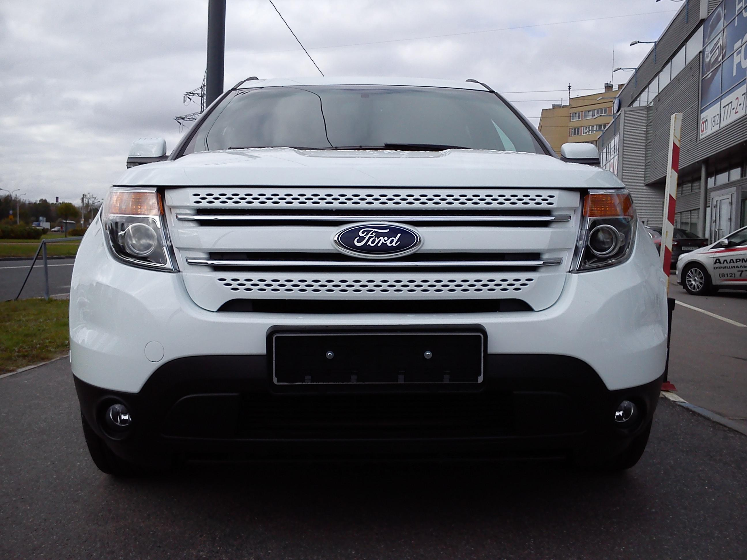 Форд лимитед 2013 фото
