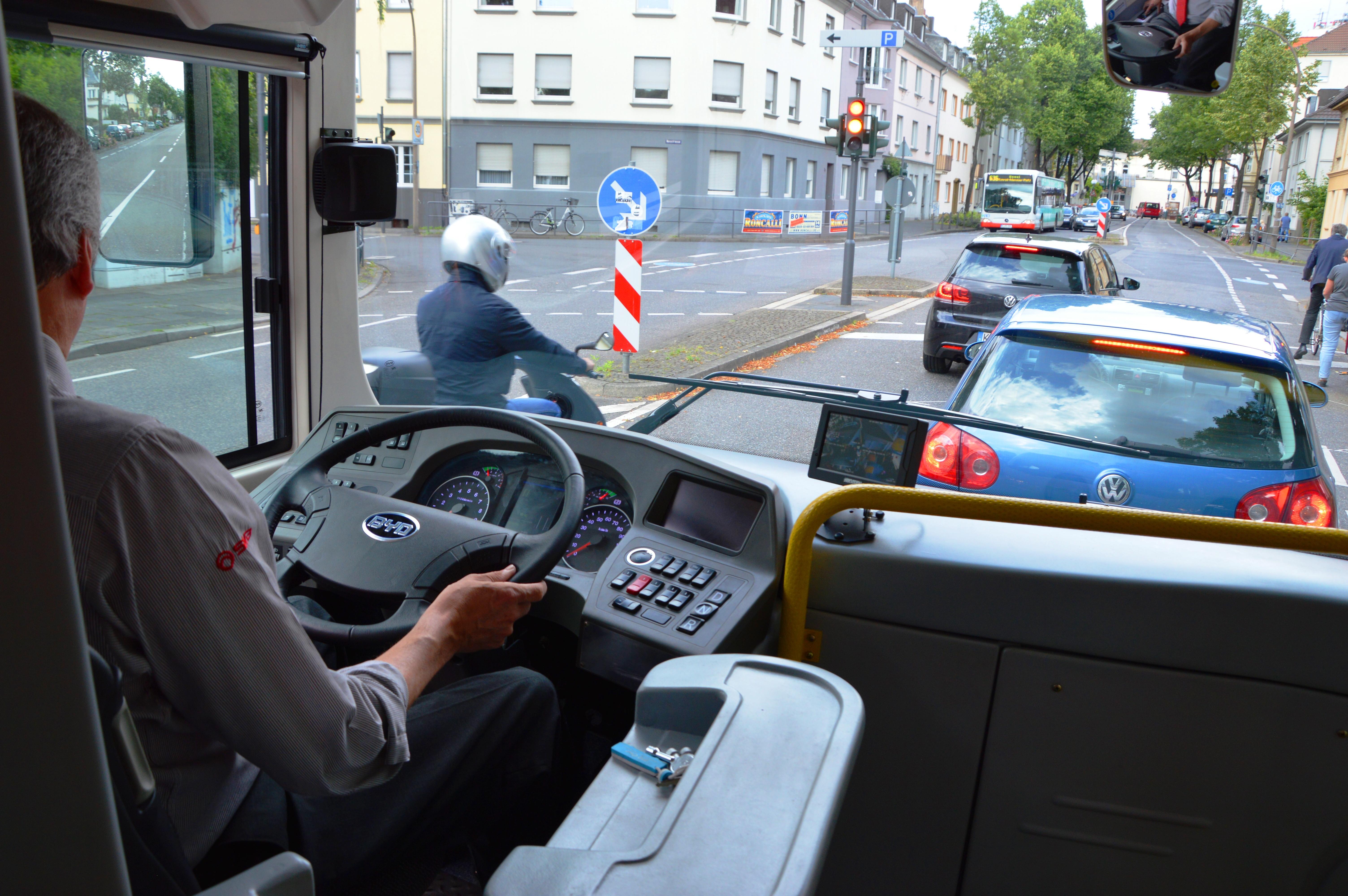 Bus Driver Tour Music