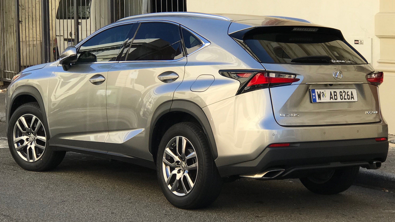 File 2017 Lexus Nx 200t Agz10 Wagon 2018 03 09 02 Jpg