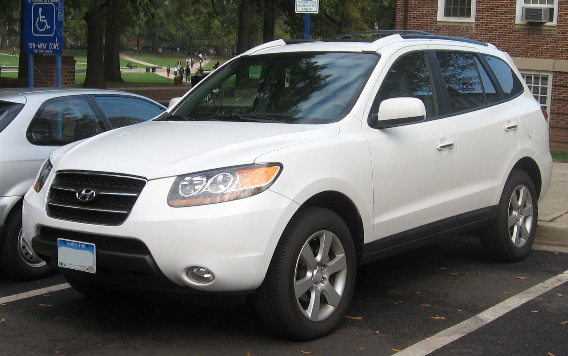 File 2nd Hyundai Santa Fe Jpg Wikimedia Commons