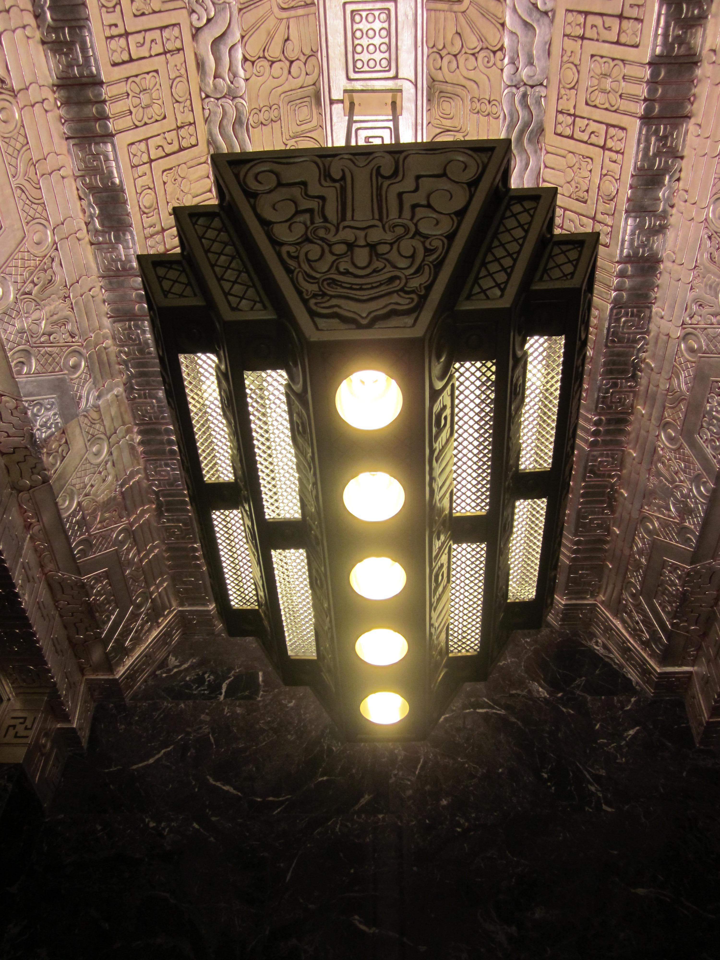 File450 Sutter St Lobby Lights 2JPG