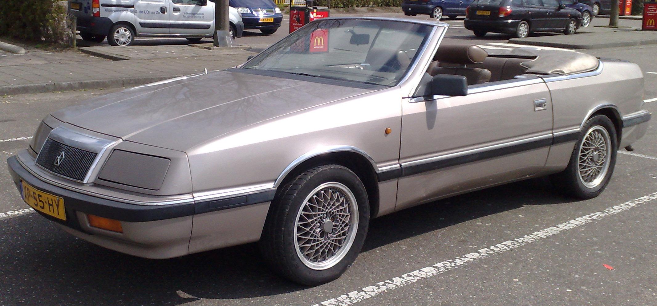 File 89 Chrysler Lebaron Premium 25i Jpg