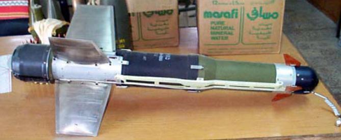 AT-5 spandrel