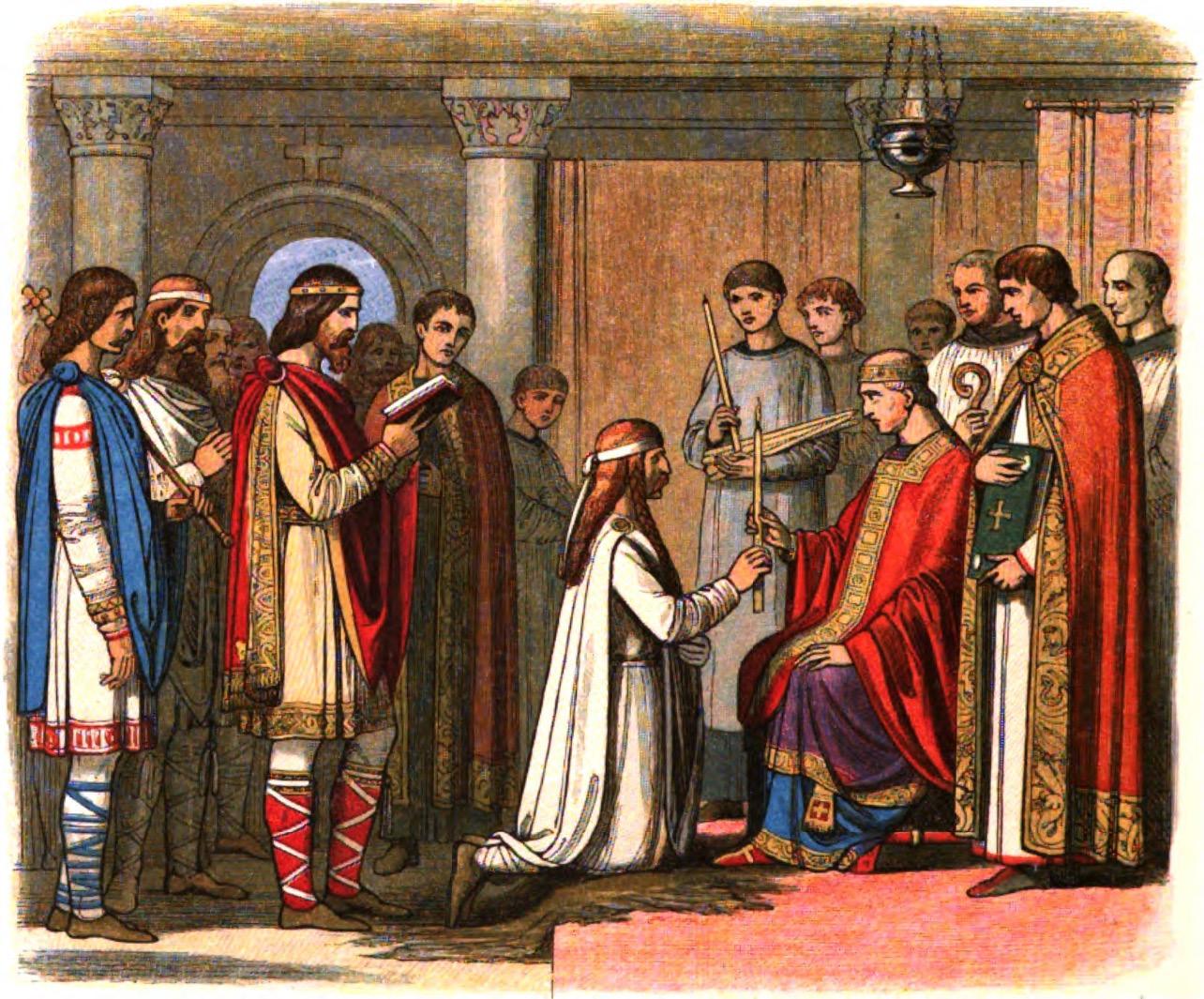 guthrum's baptism