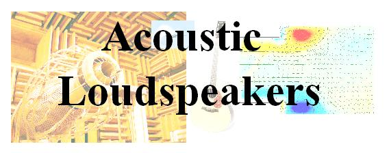 Acoustics loudspeakers.JPG