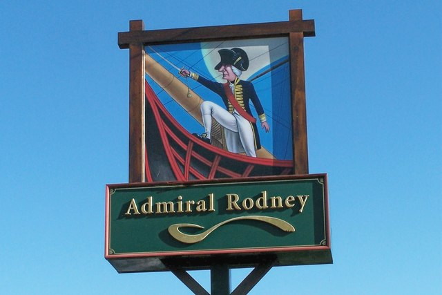 Admiral Rodney, Wisewood - 3 - geograph.org.uk - 1021382