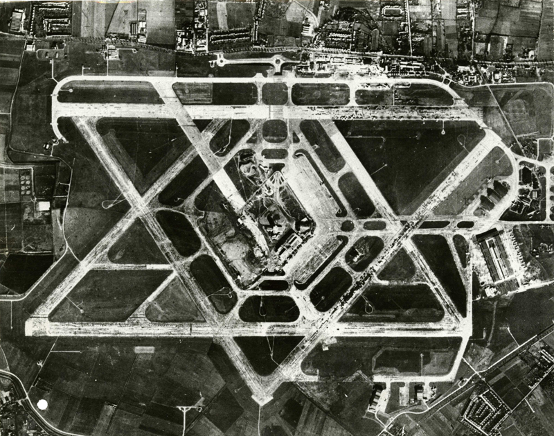 Heathrow Airport Hexagram
