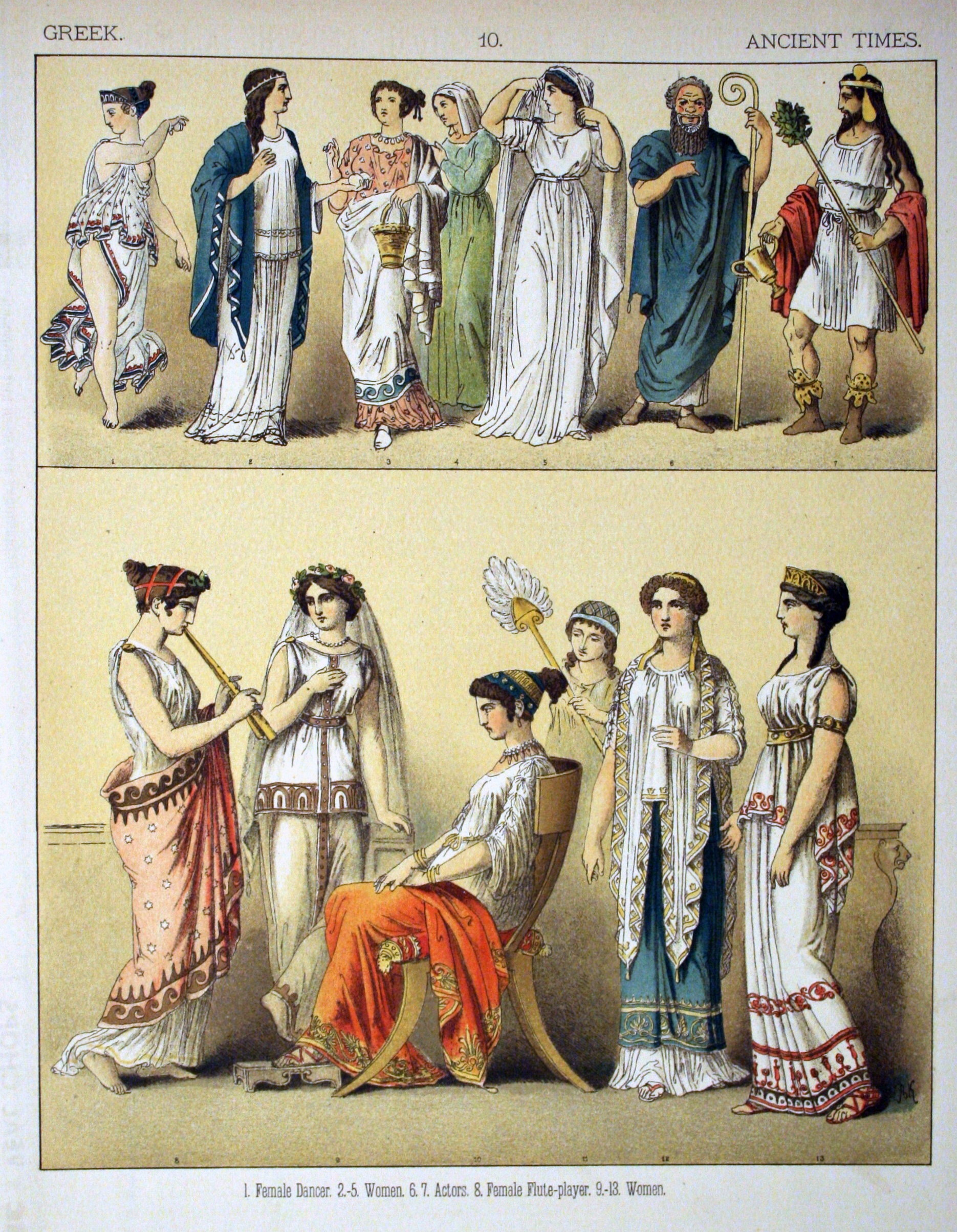 the way of dressing of men and women in the ancient rome An integral part of daily life in ancient rome, the baths gave citizens of afternoon and make their way to the baths men of all social or dressing room.