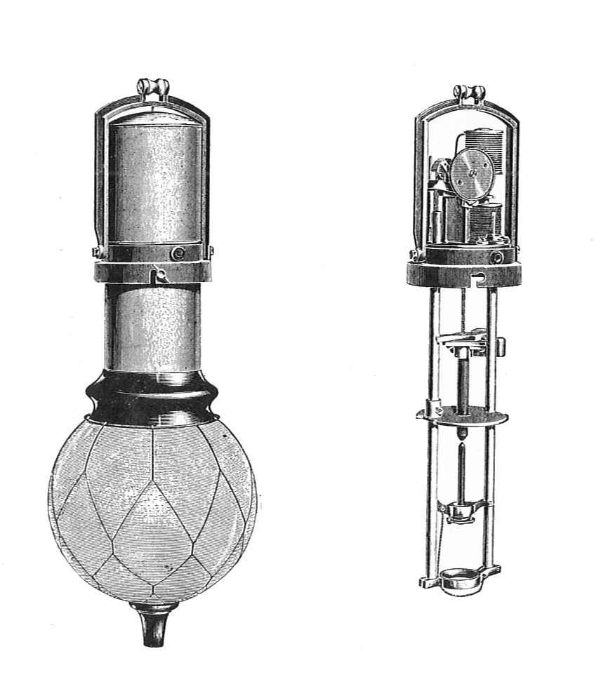 Angold Arc Lamp Forty Years Electrical Progress Wikimedia Commons