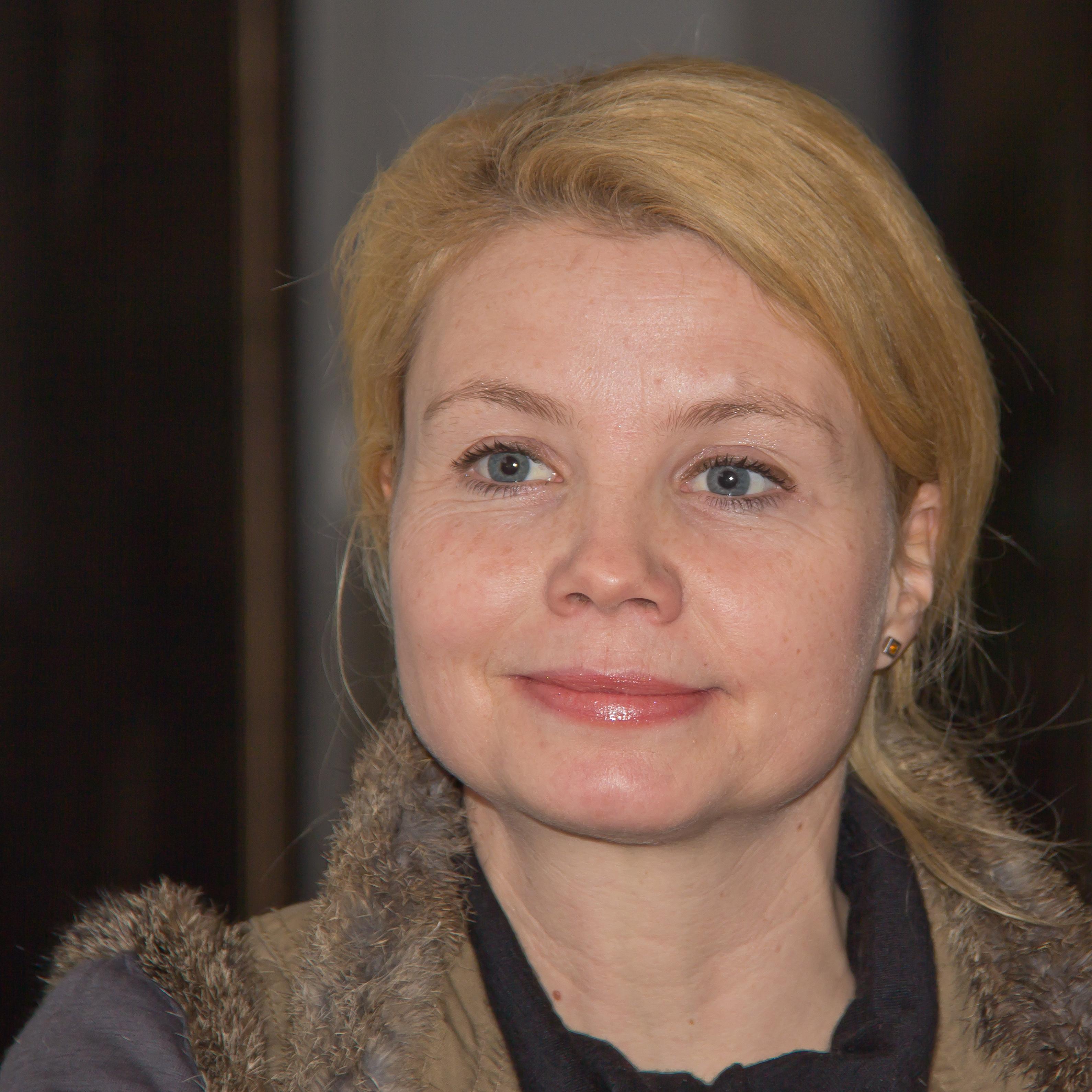 Annette Frier Größe