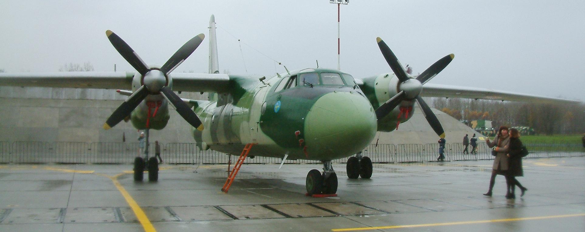 File:Antonov An-26 (Polish AF) Krzesiny 142RB jpg