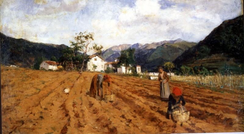 File artgate fondazione cariplo nono luigi raccolta for Raccolta patate