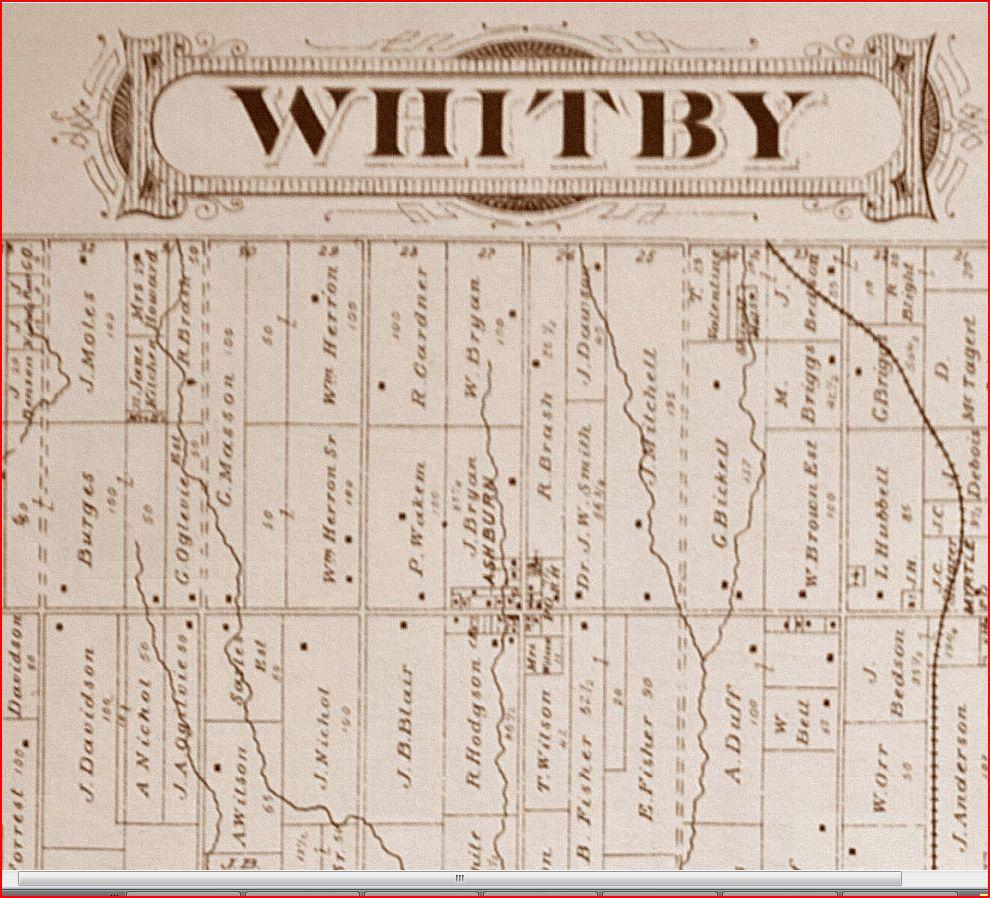 Ashburn Ontario Wikipedia