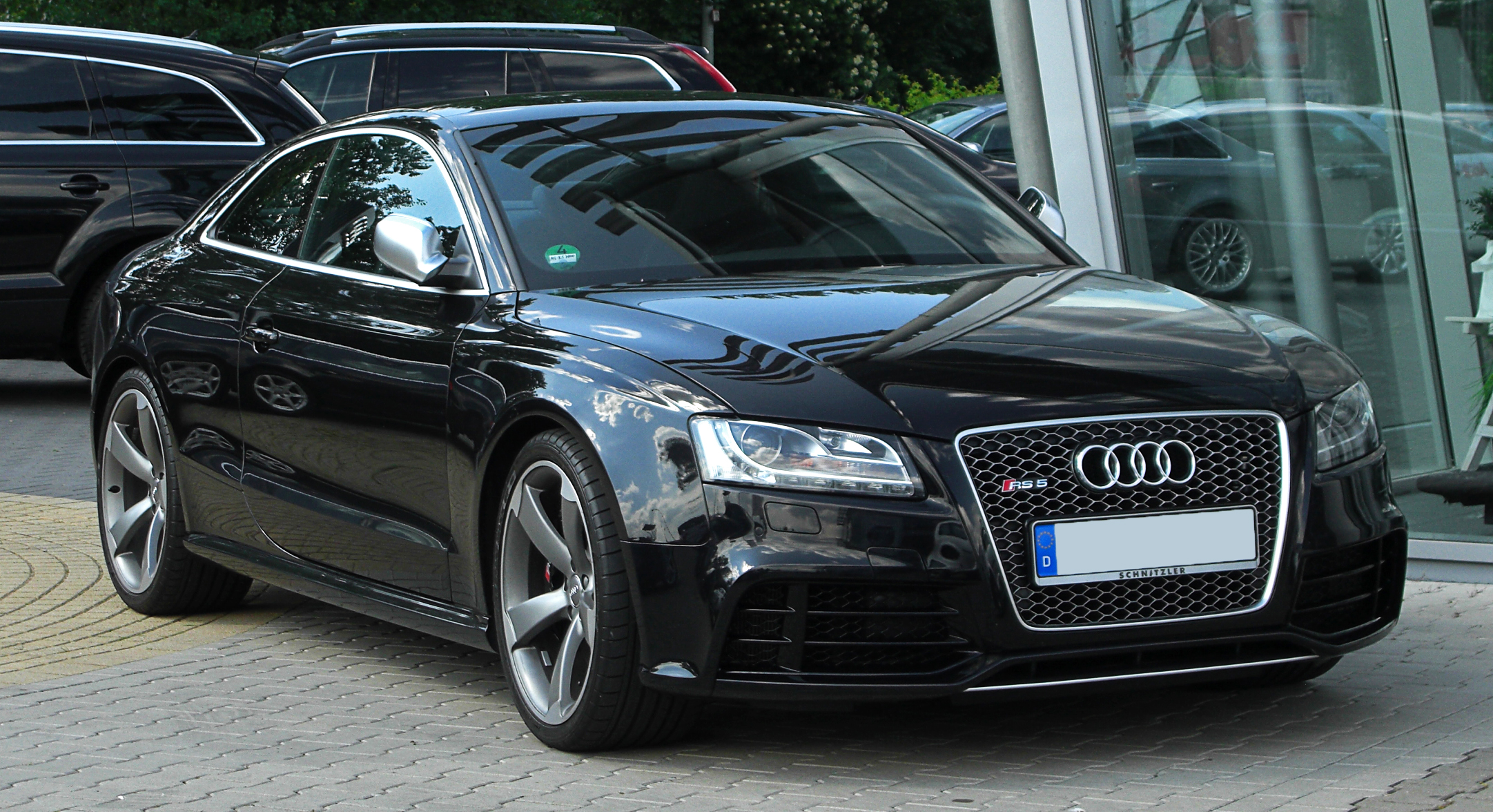 File Audi Rs 5 Coup 233 Frontansicht 14 Mai 2011 Hilden