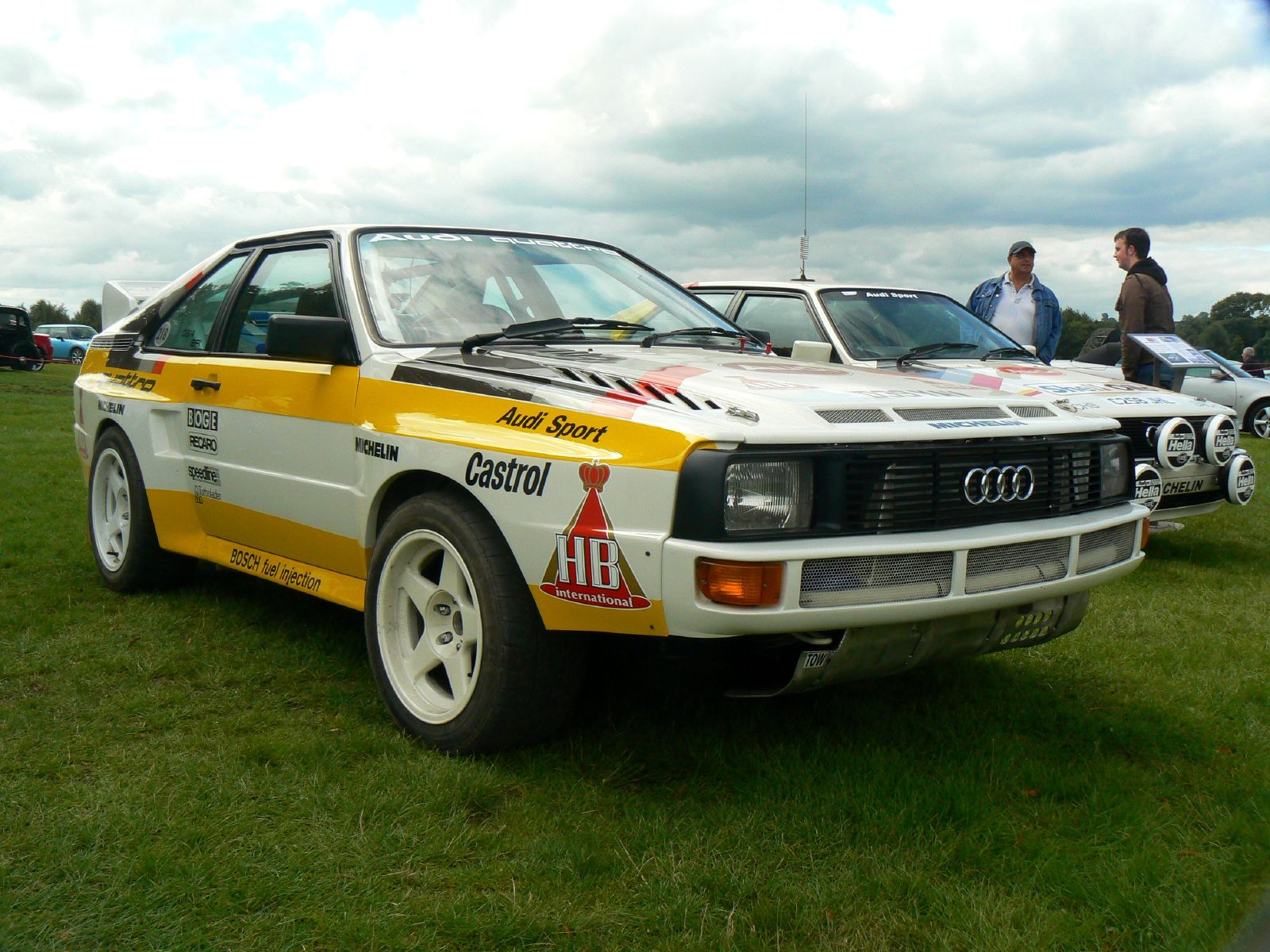 audi sport quattro wikiwand. Black Bedroom Furniture Sets. Home Design Ideas