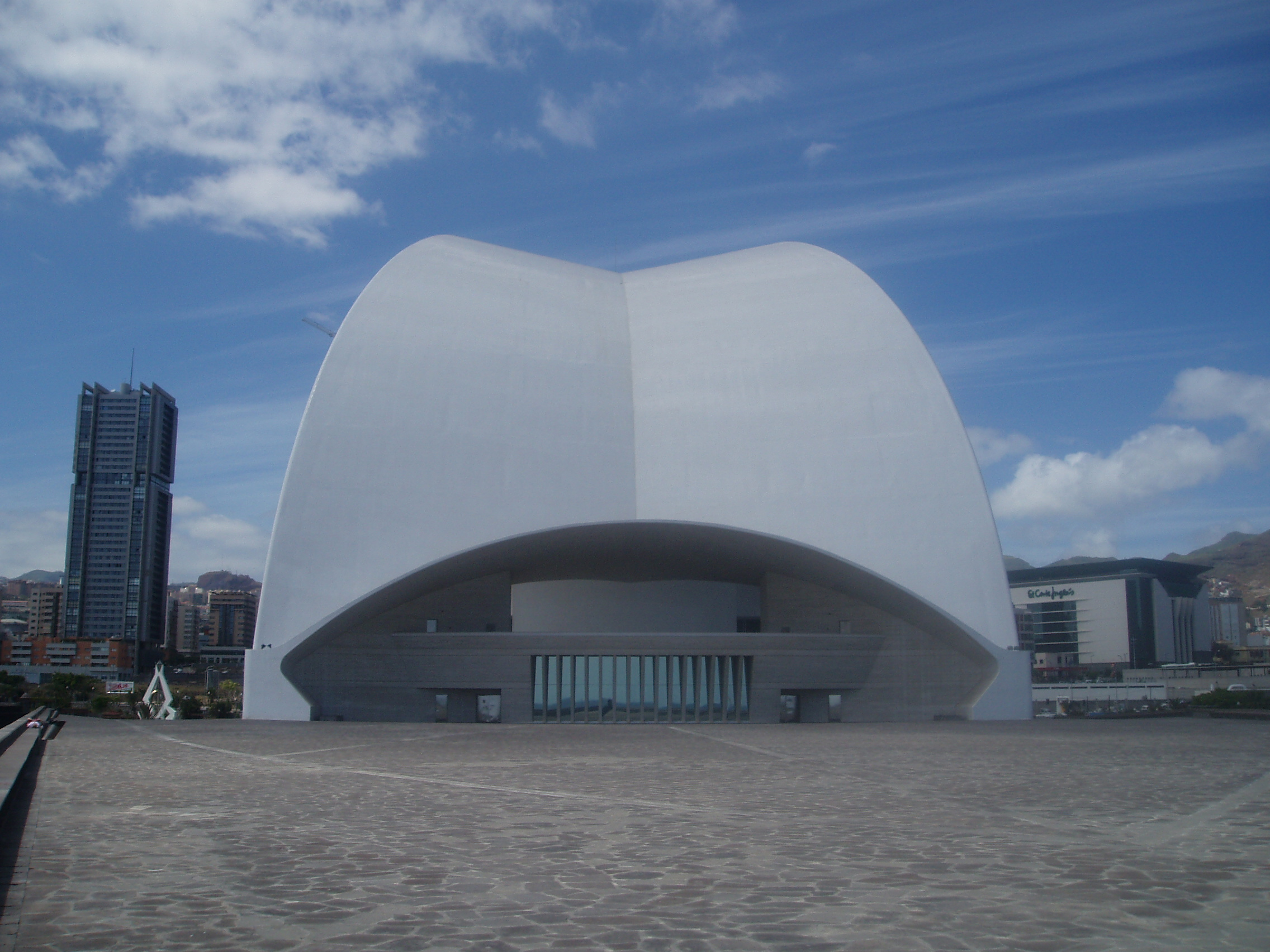 File:Auditorio de Tenerife 001.JPG  File:Auditorio ...