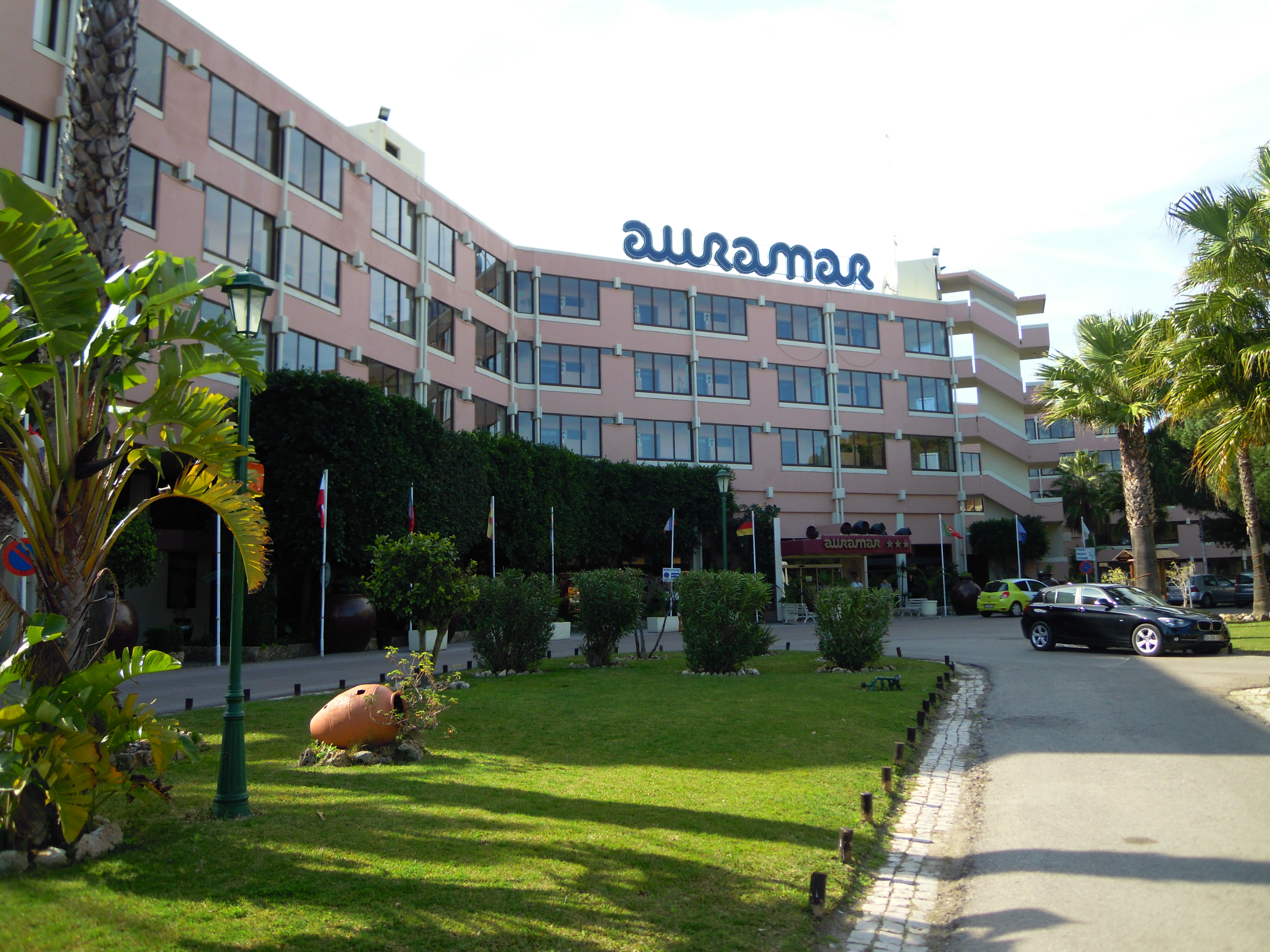 Albufeira Hotel And Spa
