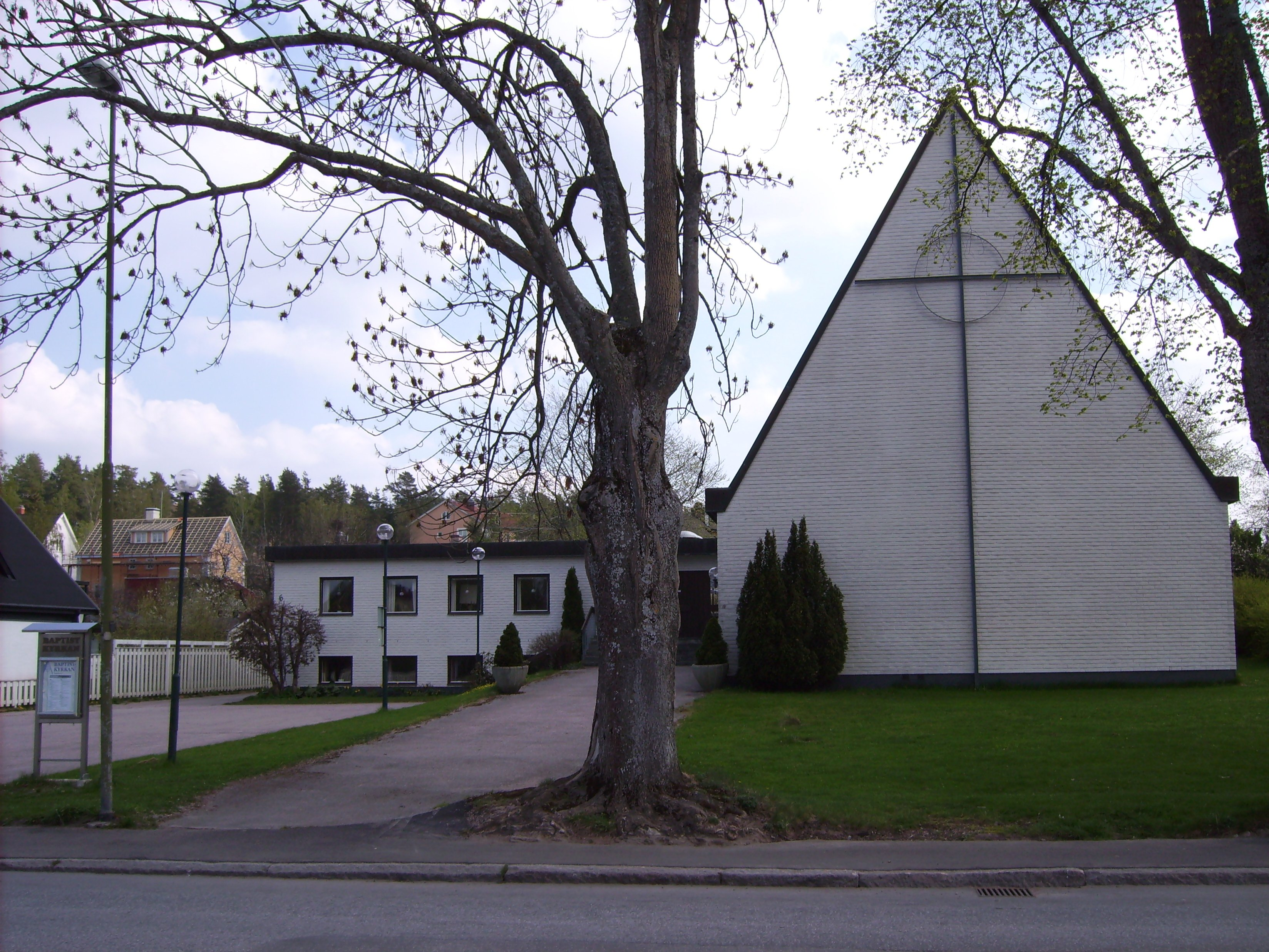 baptistkyrkan
