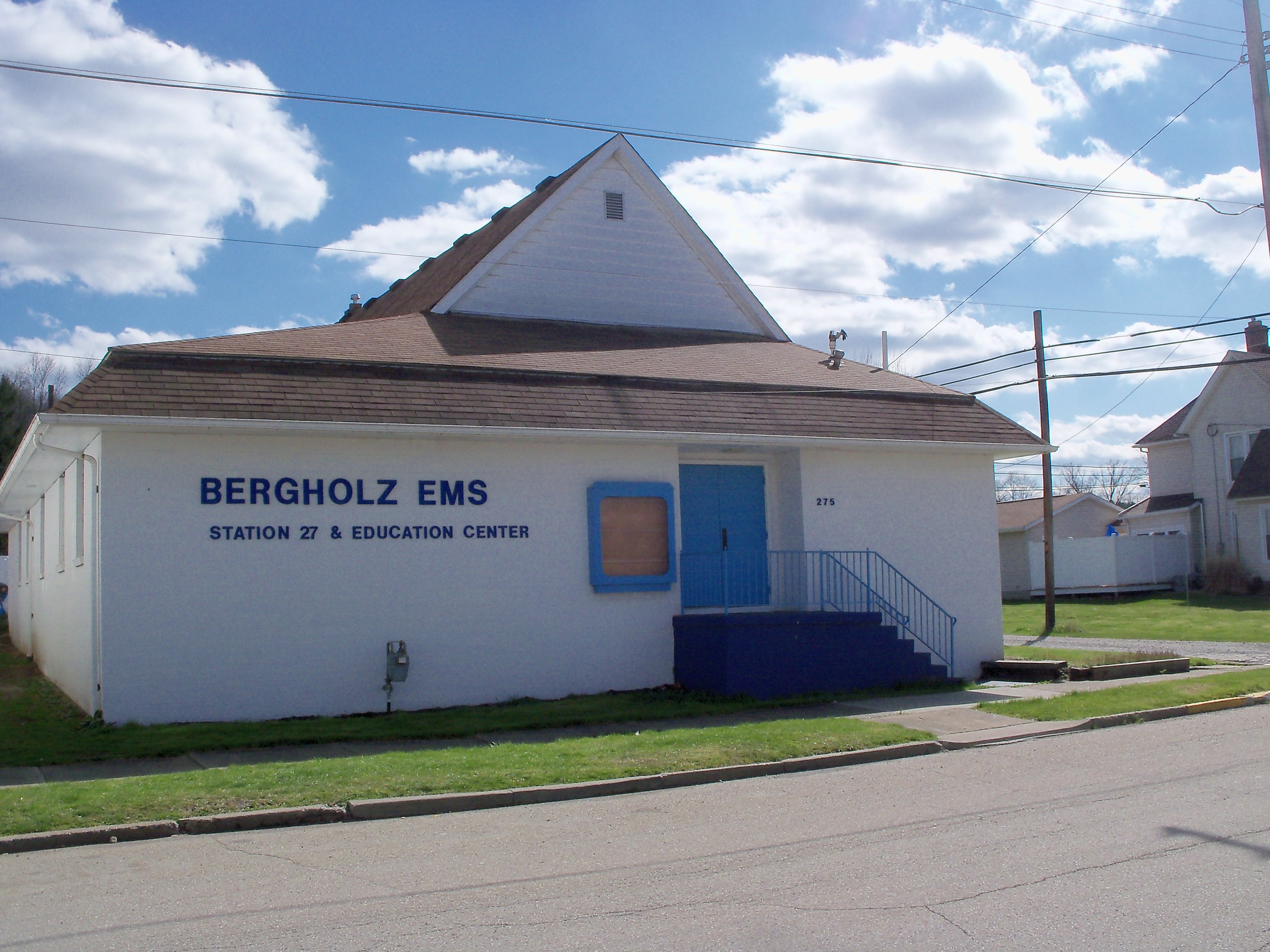 Ohio jefferson county bergholz - File Bergholz Ohio Ems Jpg