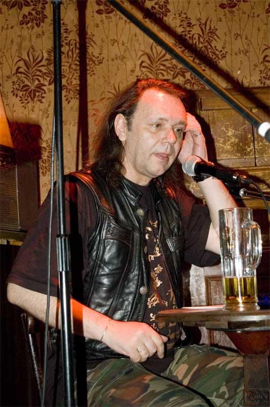 Bert Papenfuß-Gorek 2007 - Quelle: Wikicommons