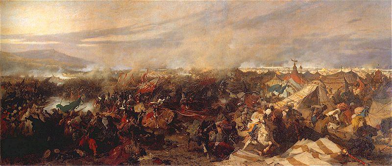 Depiction of Batalla de Kahlenberg