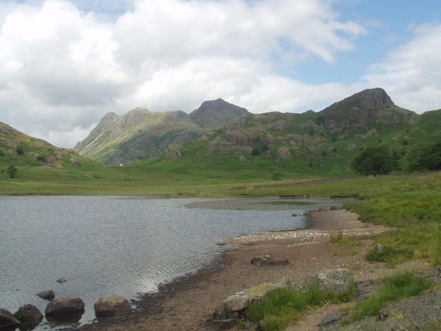 Blea Tarn - geograph.org.uk - 554124